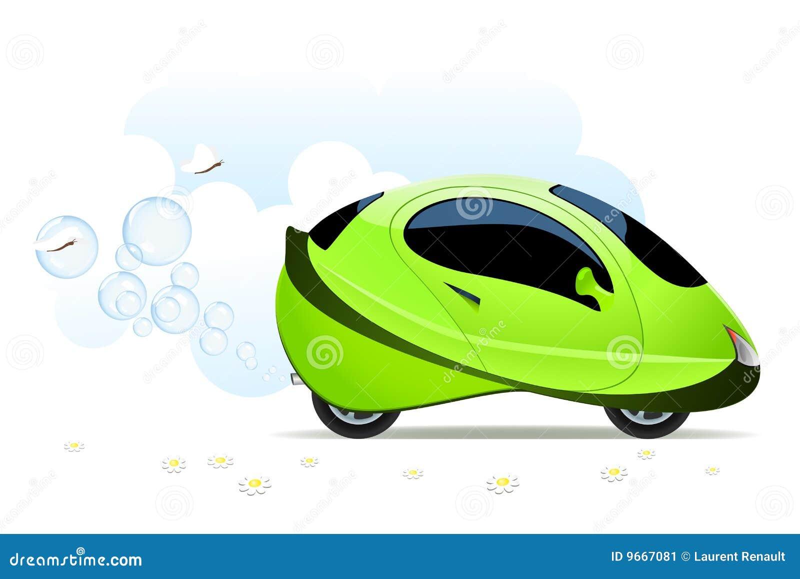 Pojęcie samochodowi wodór