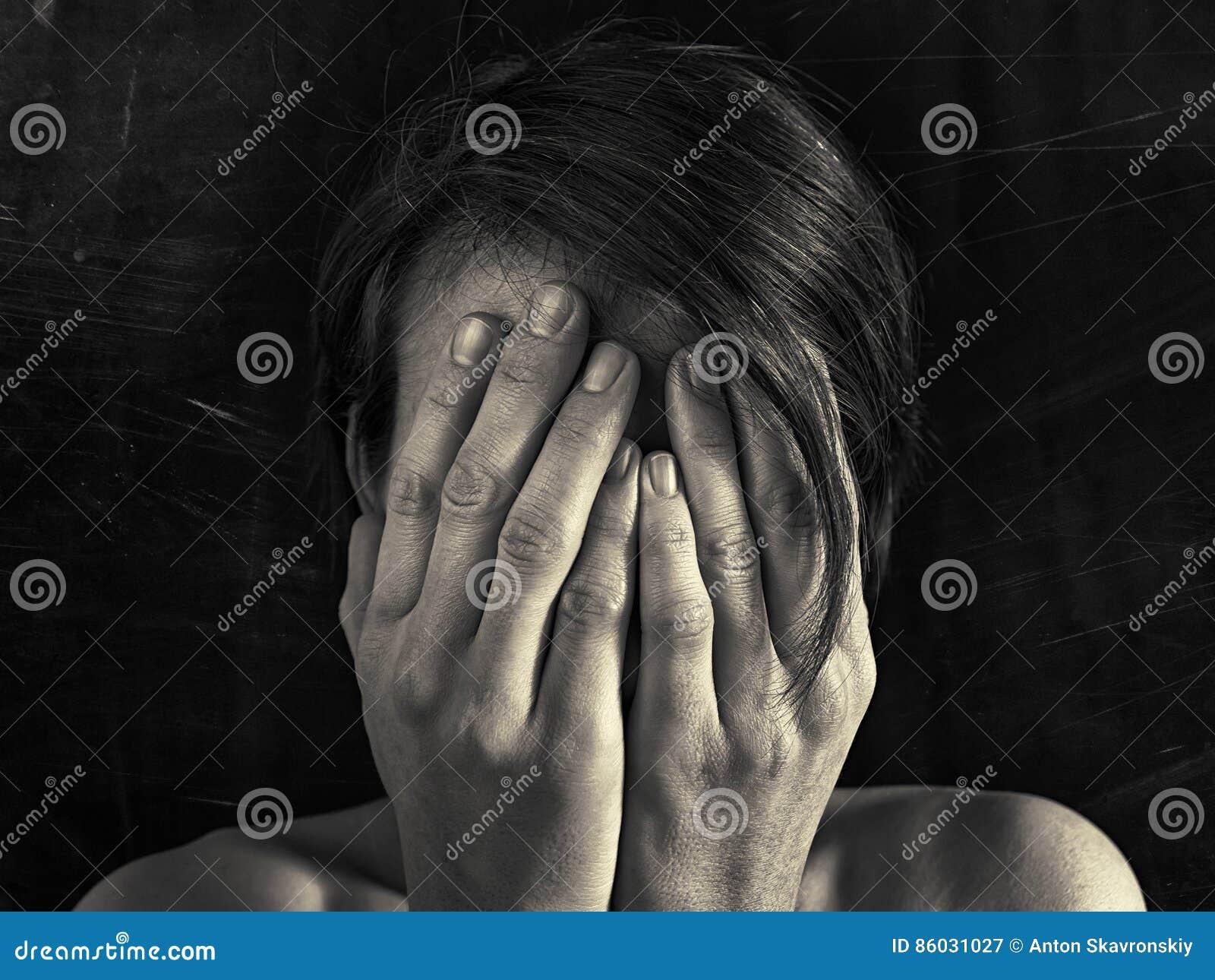 Pojęcie strach, przemoc domowa