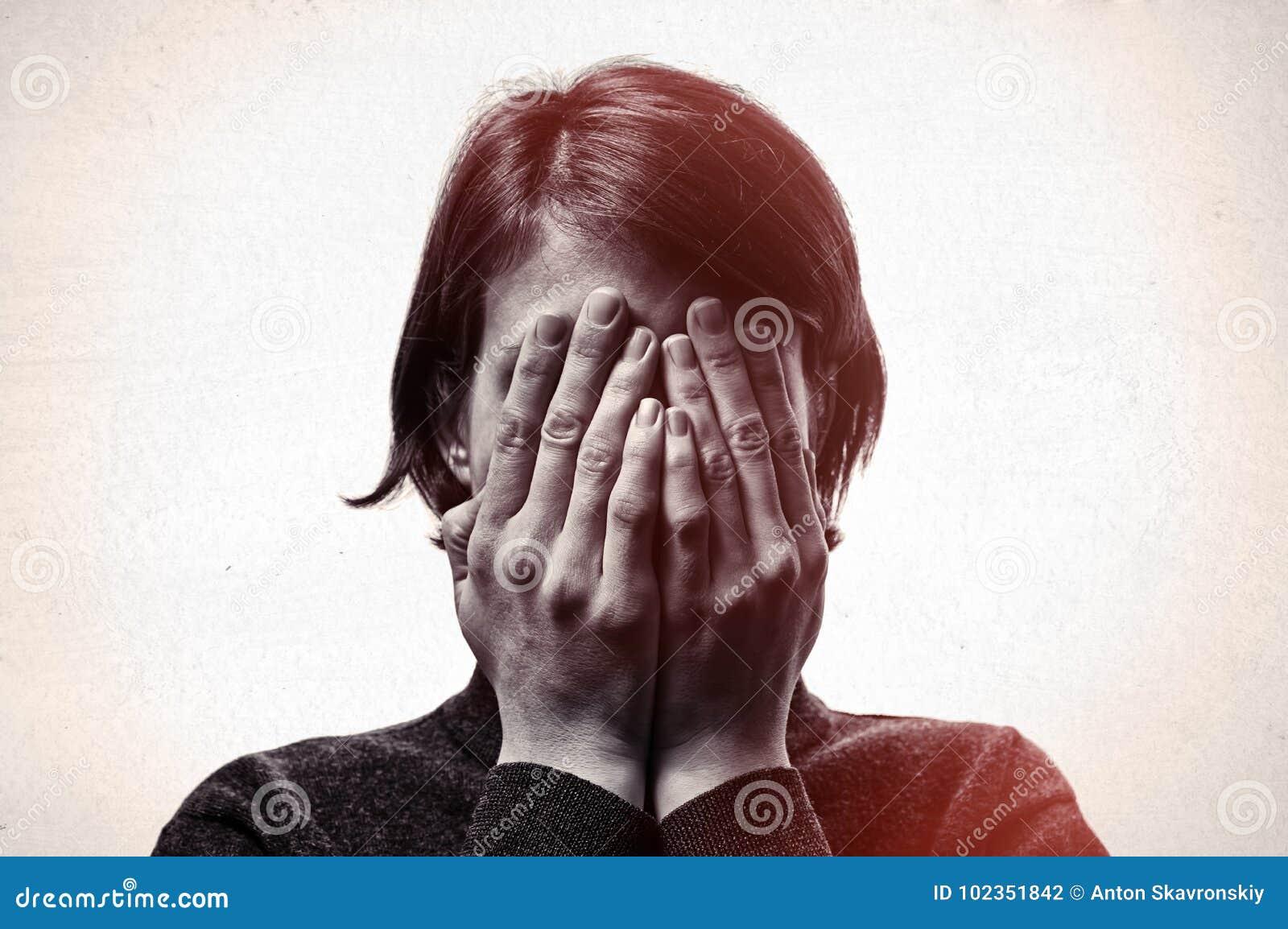 Pojęcie strach, wstyd, przemoc domowa