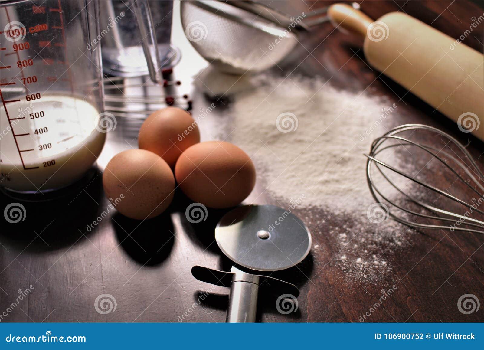 Pojęcie wizerunek pieczenie, piekarnia, jedzenie, kuchnia