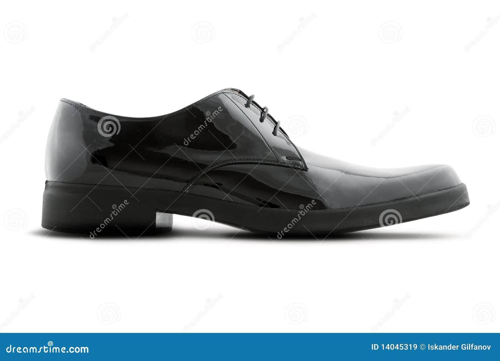 Pojedynczy murzyna but s