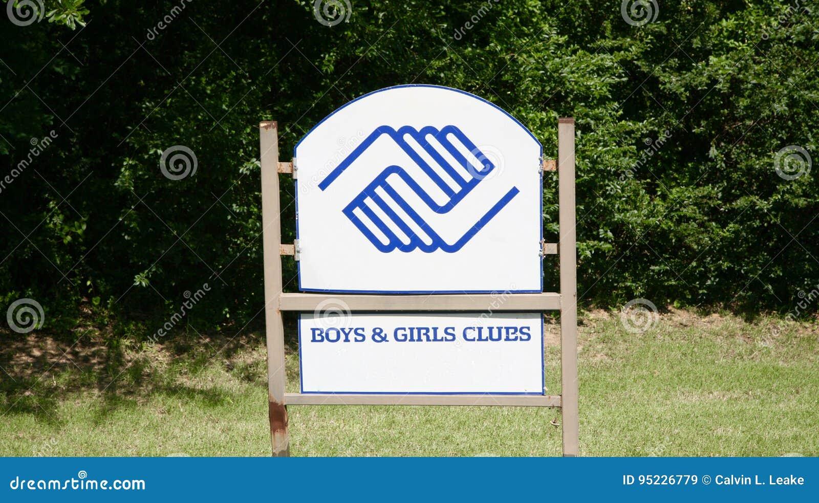 Pojkar och flickaklubba