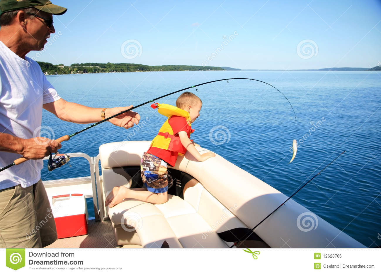 Pojkefiskeman