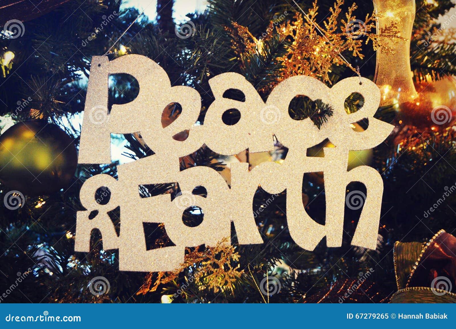 Pokój na ziemi