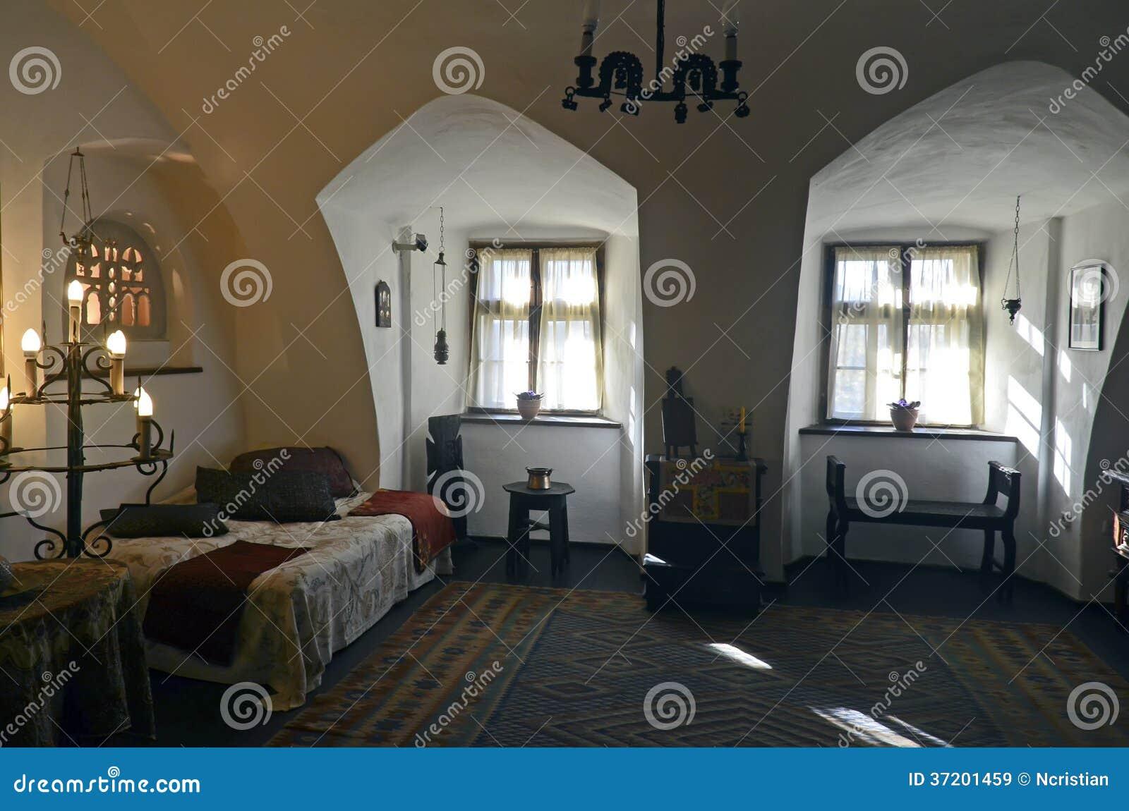 Pokój od Dracula kasztelu