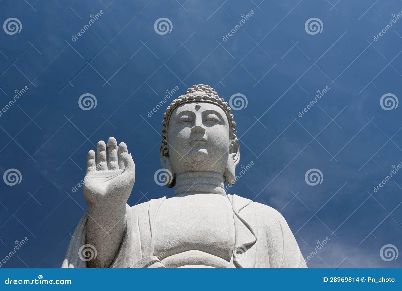 Pokój statua