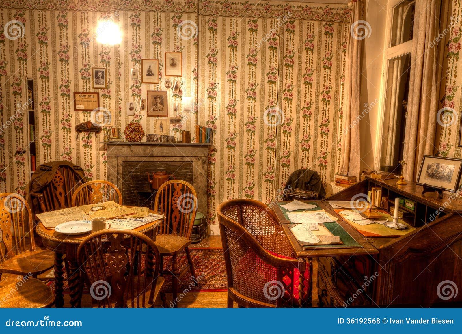 Pokój Talbot dom, Poperinge, Belgia
