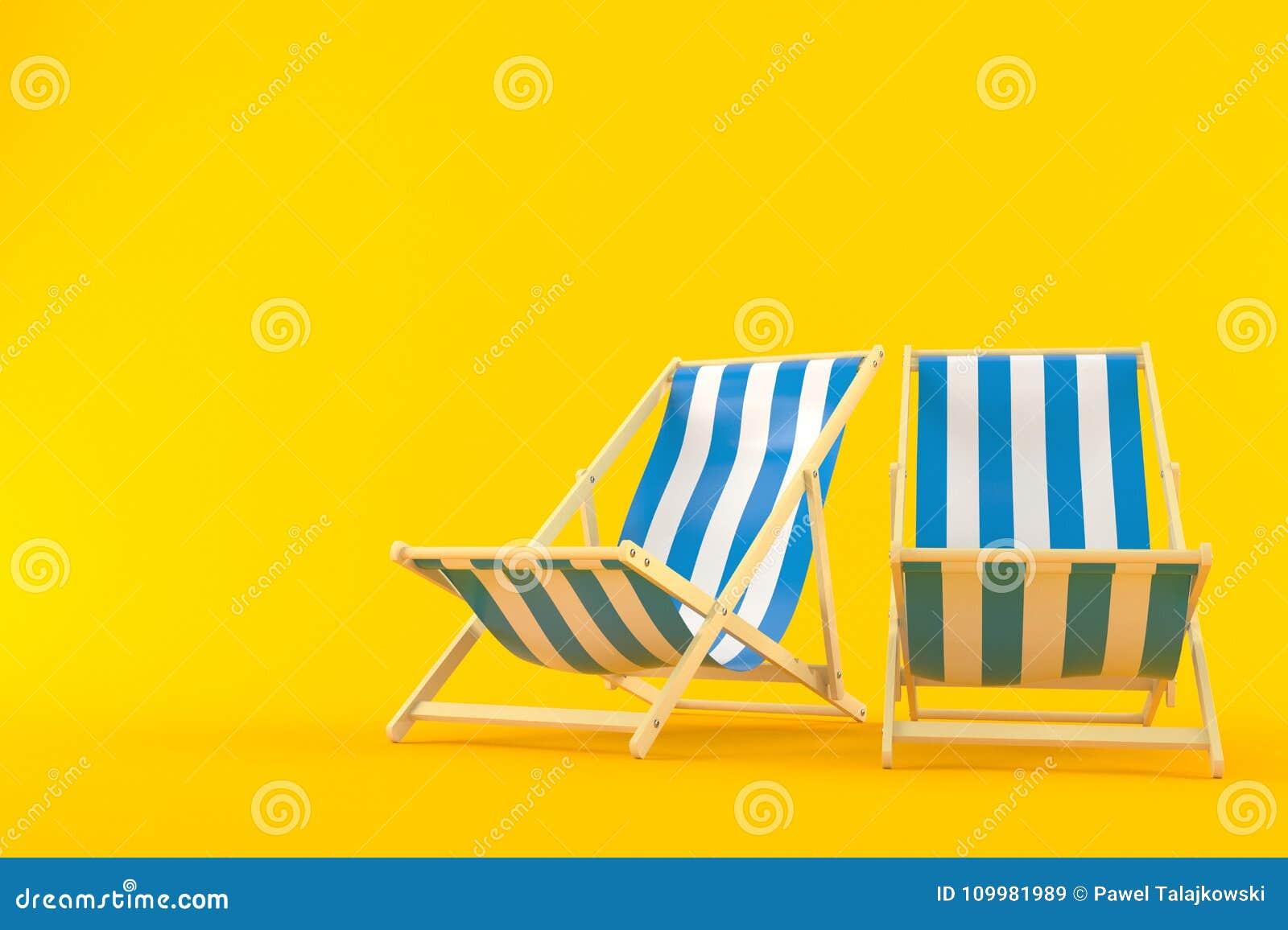 Pokładów krzesła