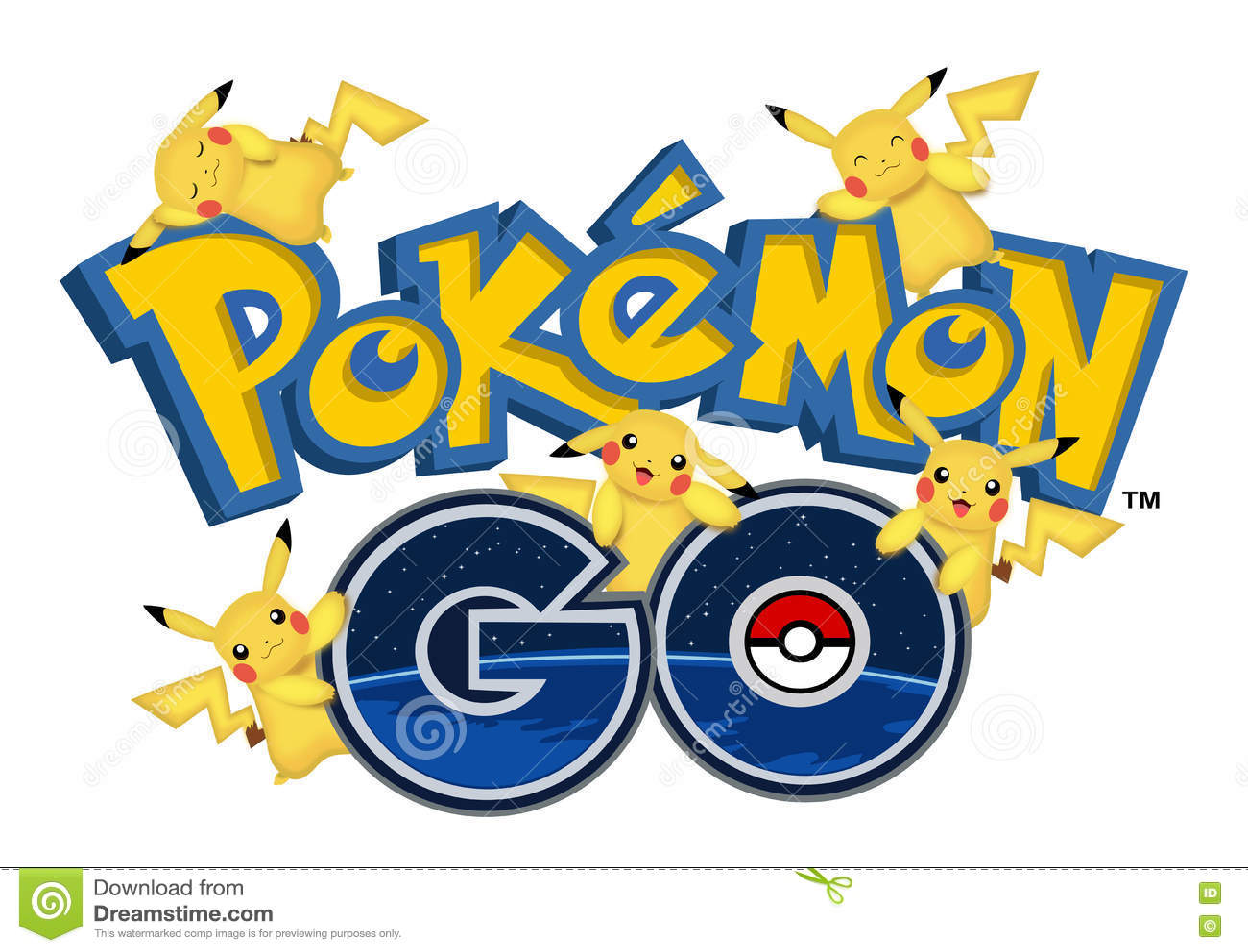 Pokemon идет
