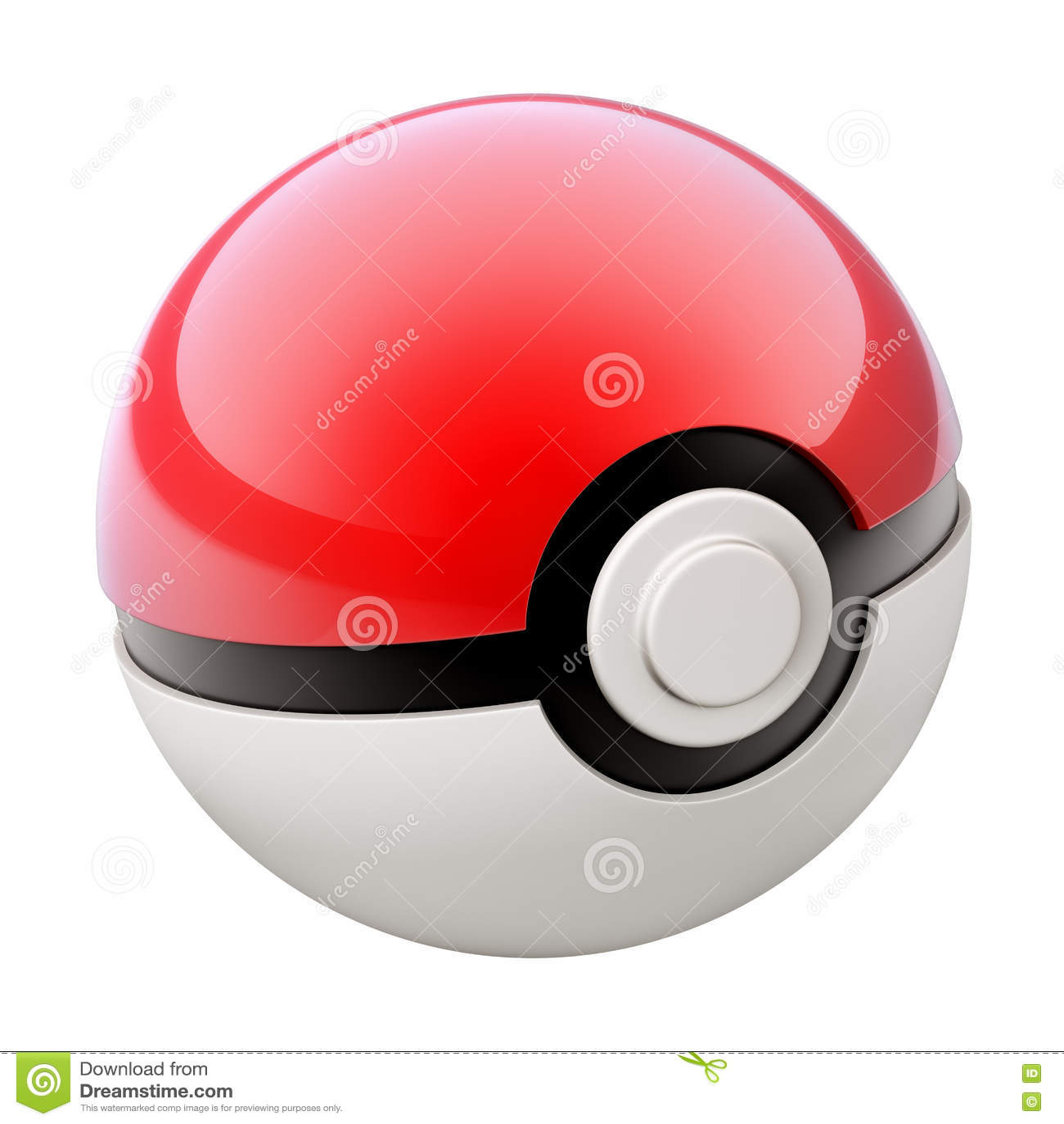 Kön tecknad Pokemon