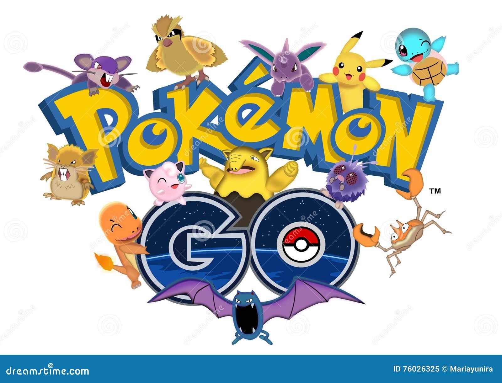 Logo Game Online Pokemon Trading Card Images