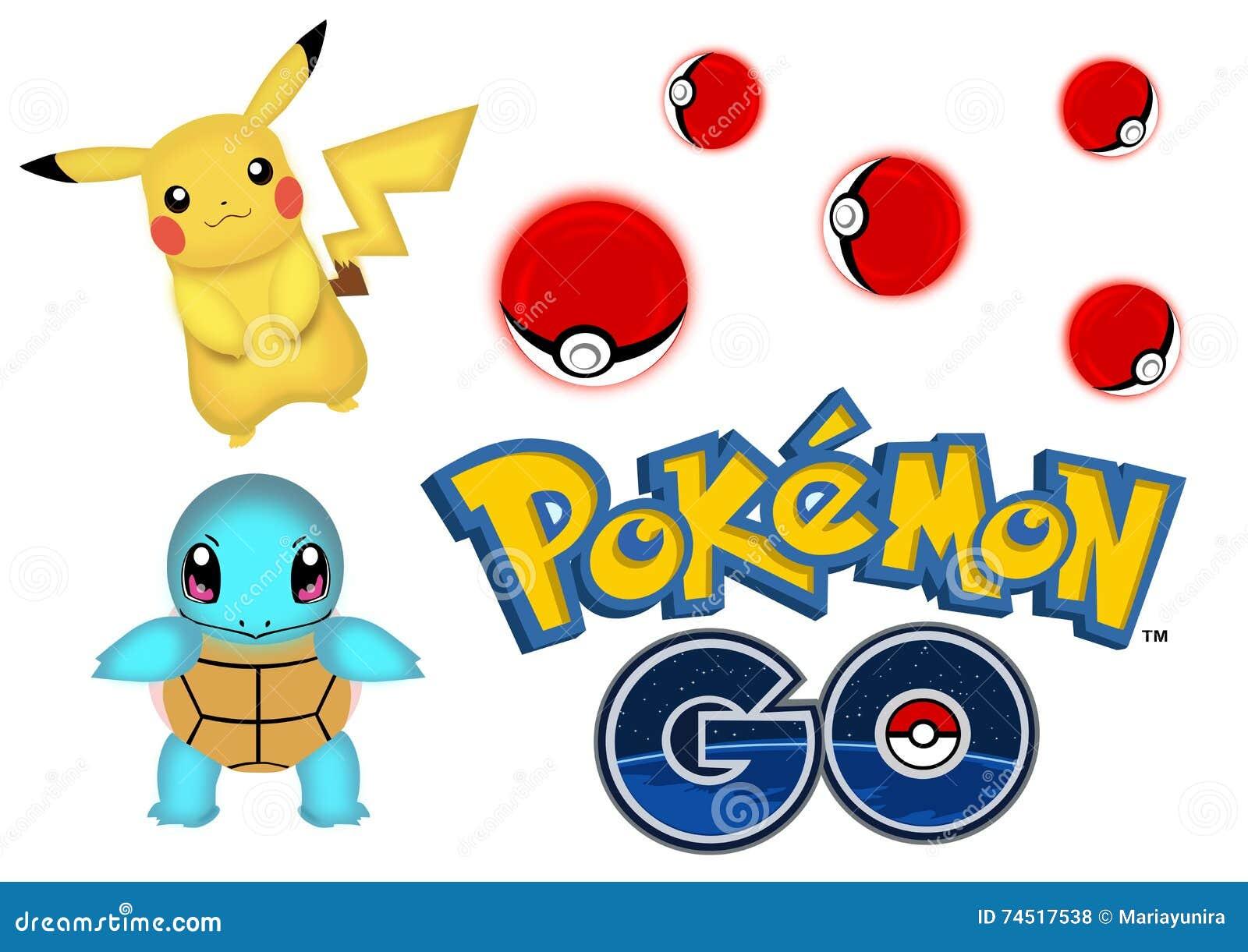 Pokemon Iść