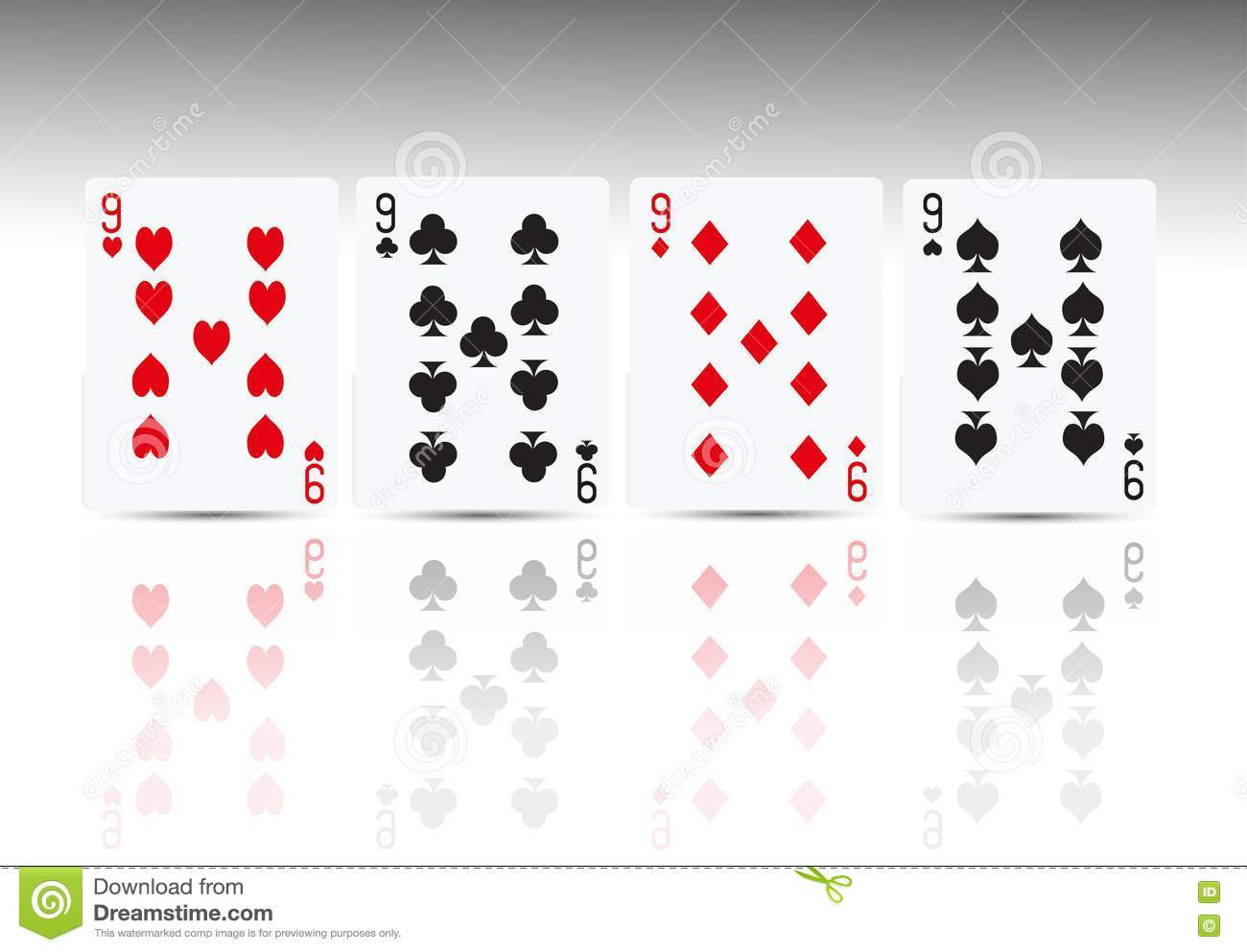 play 4 card poker online free