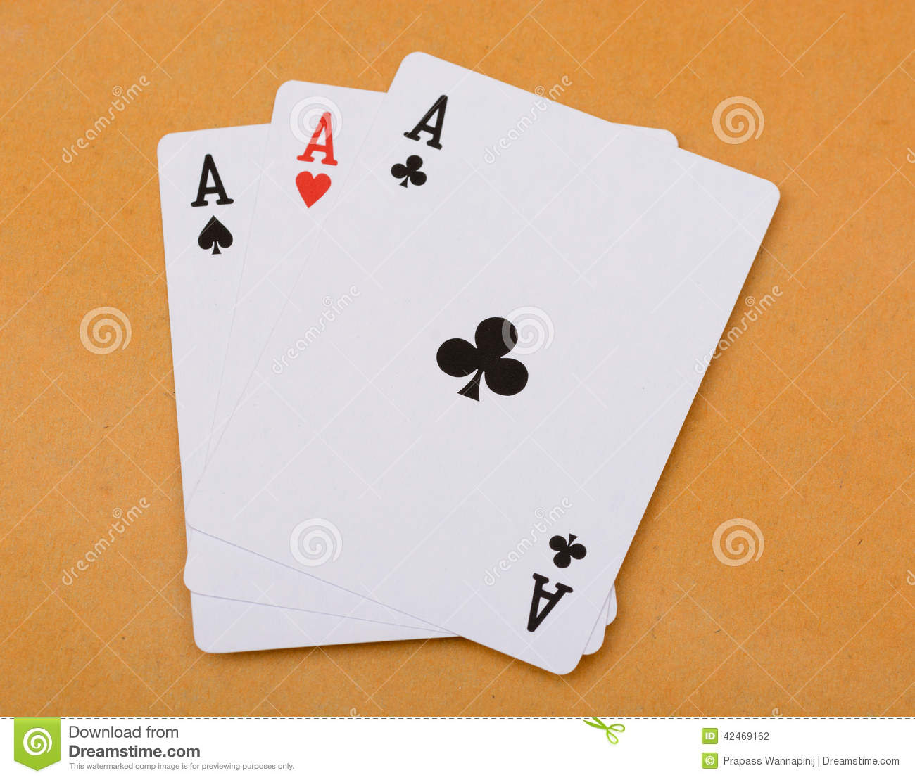 three of a kind poker