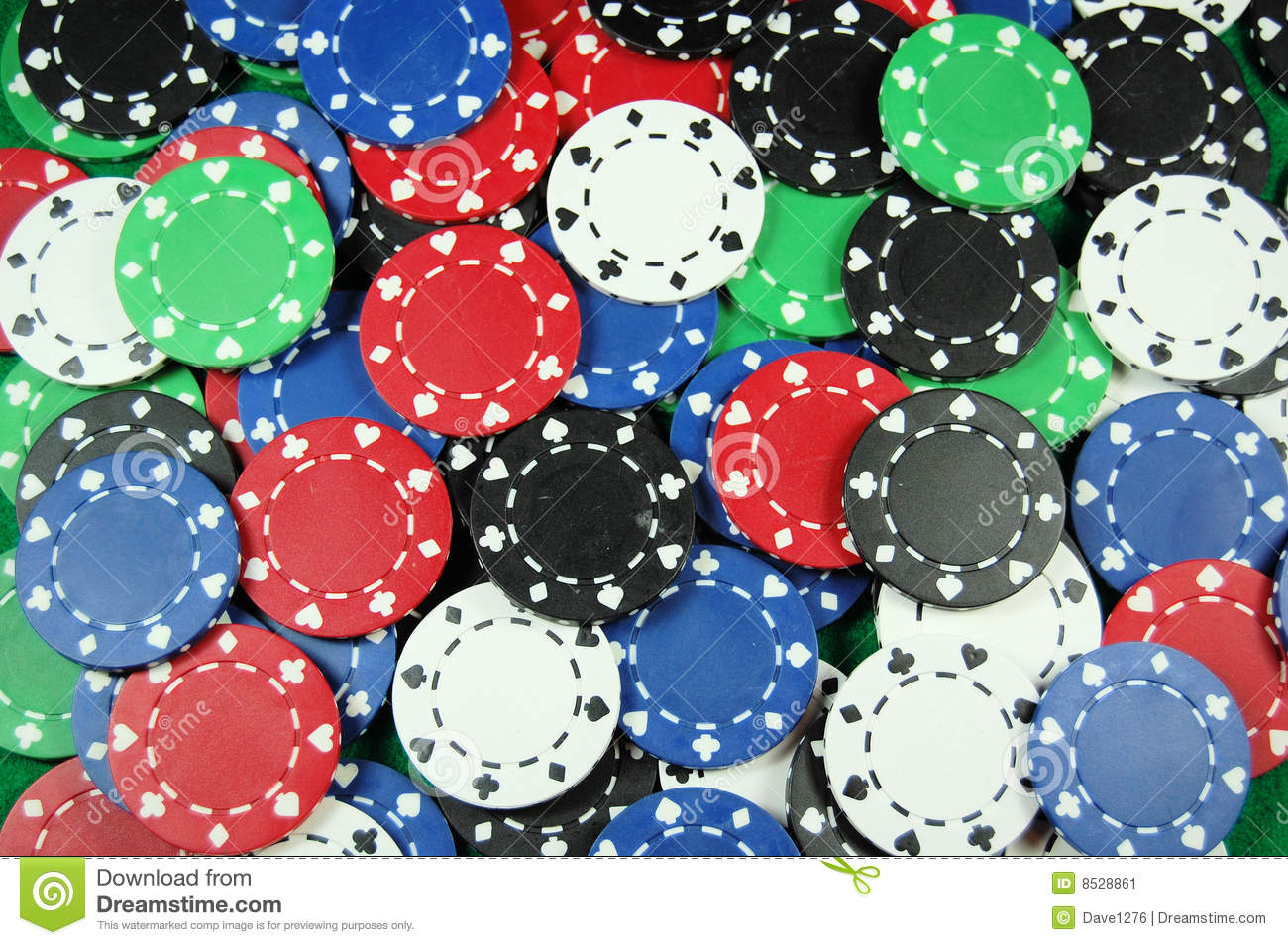 Poker Chip Background stock image. Image of white ...