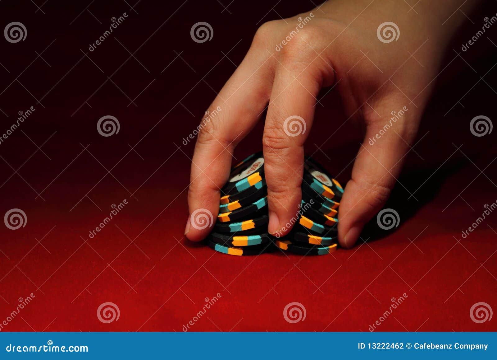gambling traduction fr