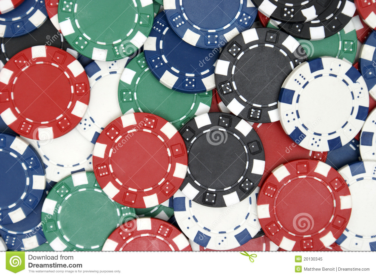 Poker Chips Background Royalty Free Stock Photo - Image ...