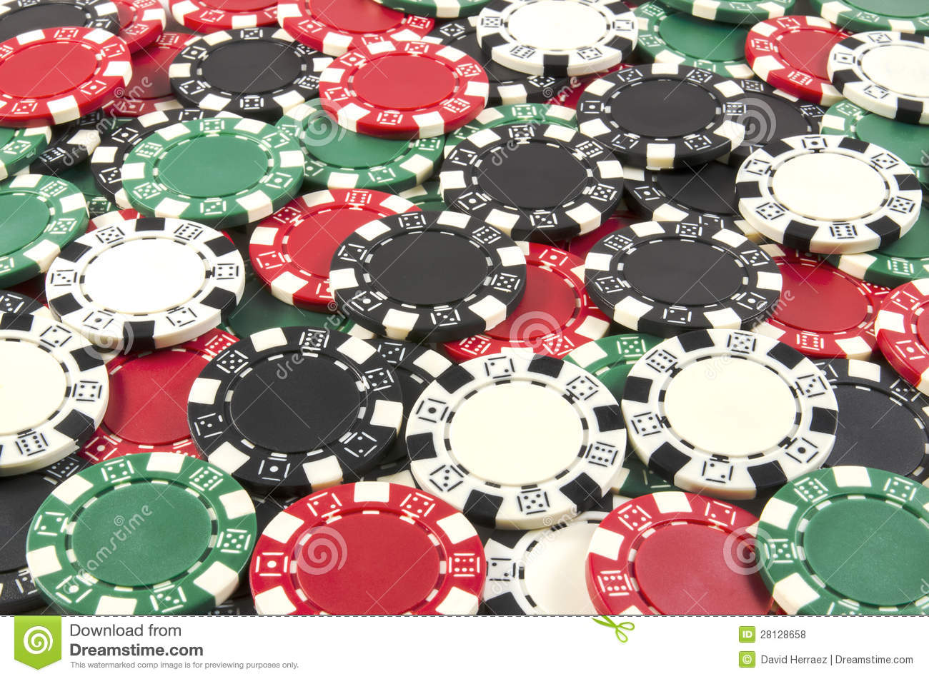 Poker Chips Background. Royalty Free Stock Photos - Image ...