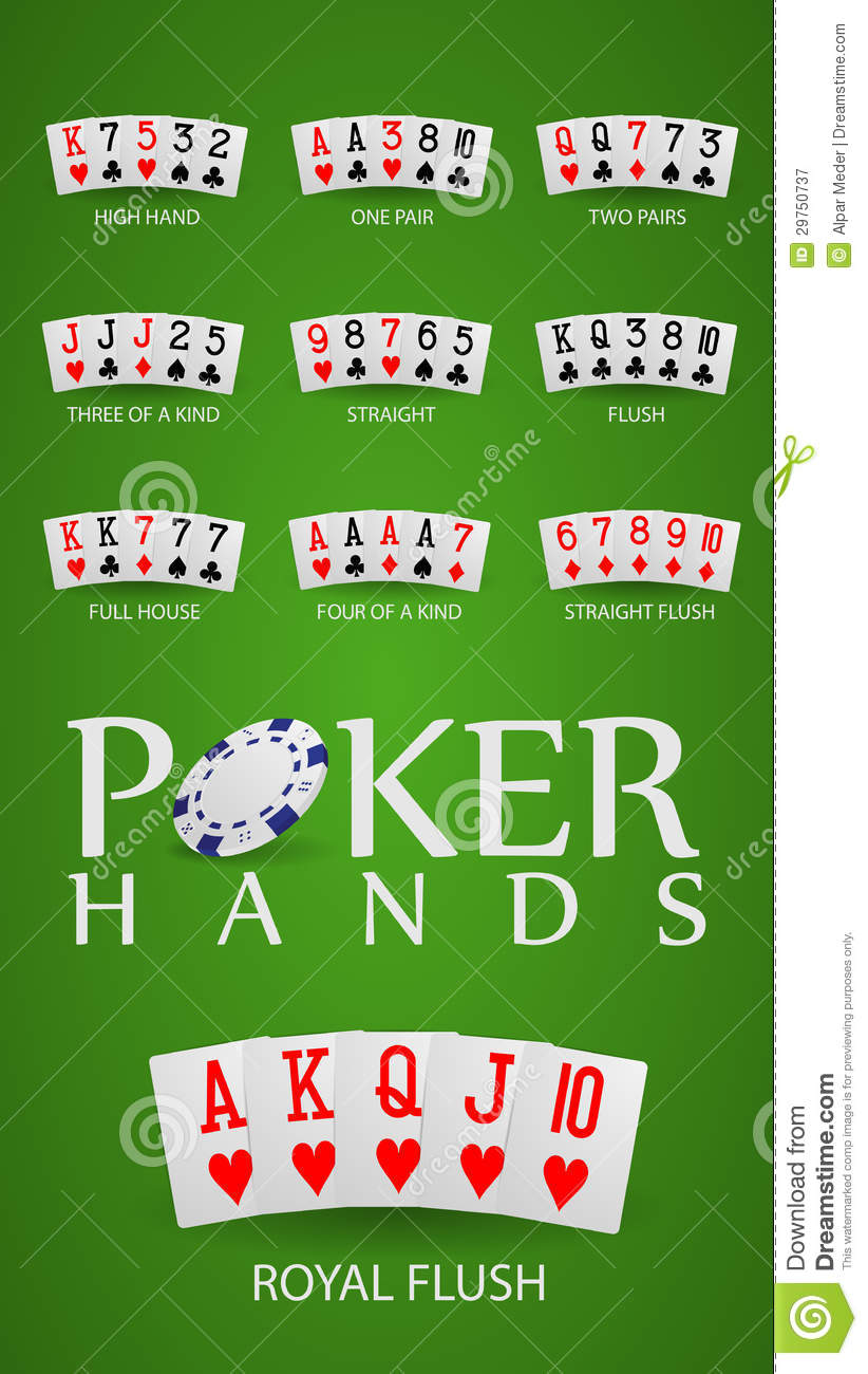 2-7 poker best hands