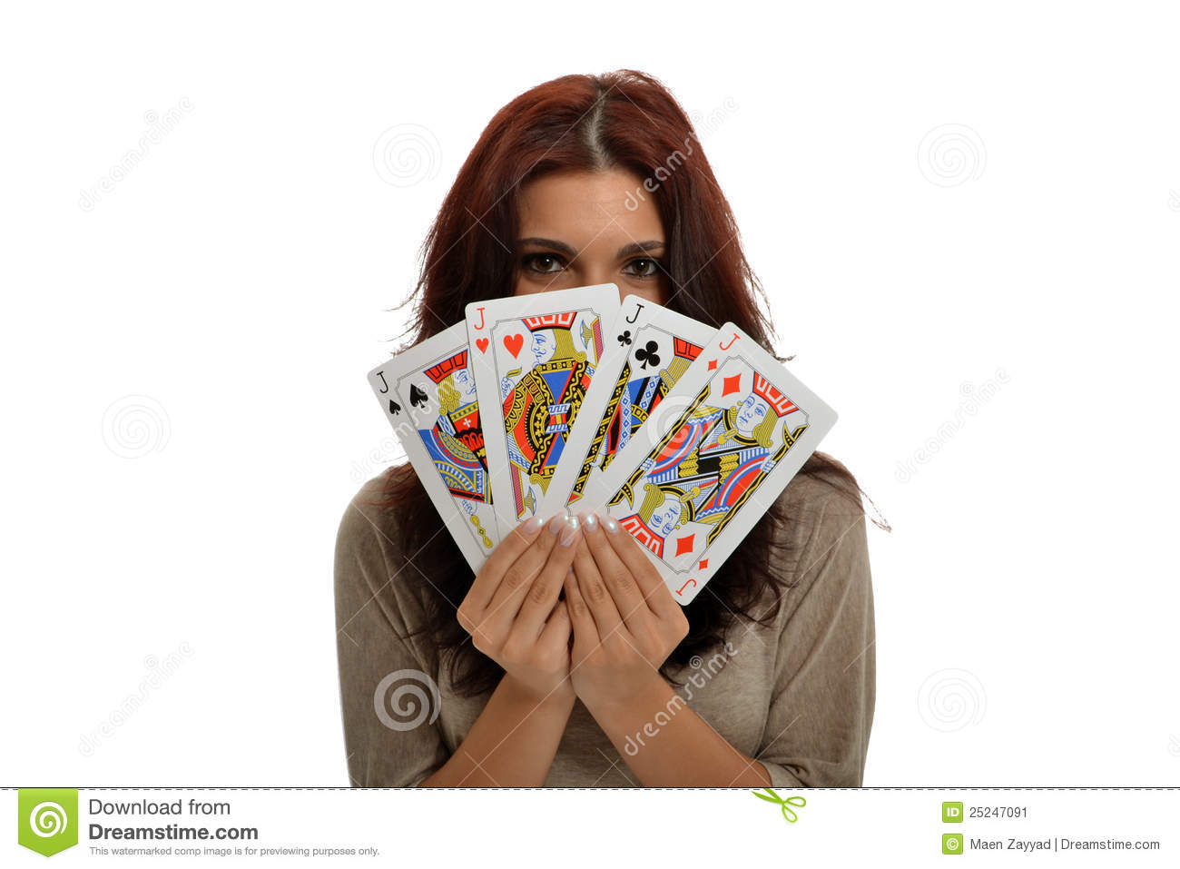 Poker in Hands