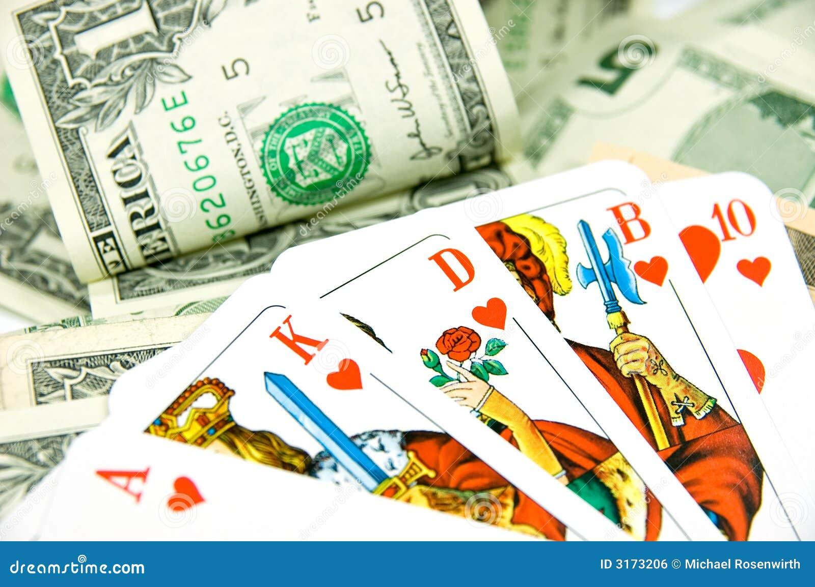Poker Argent