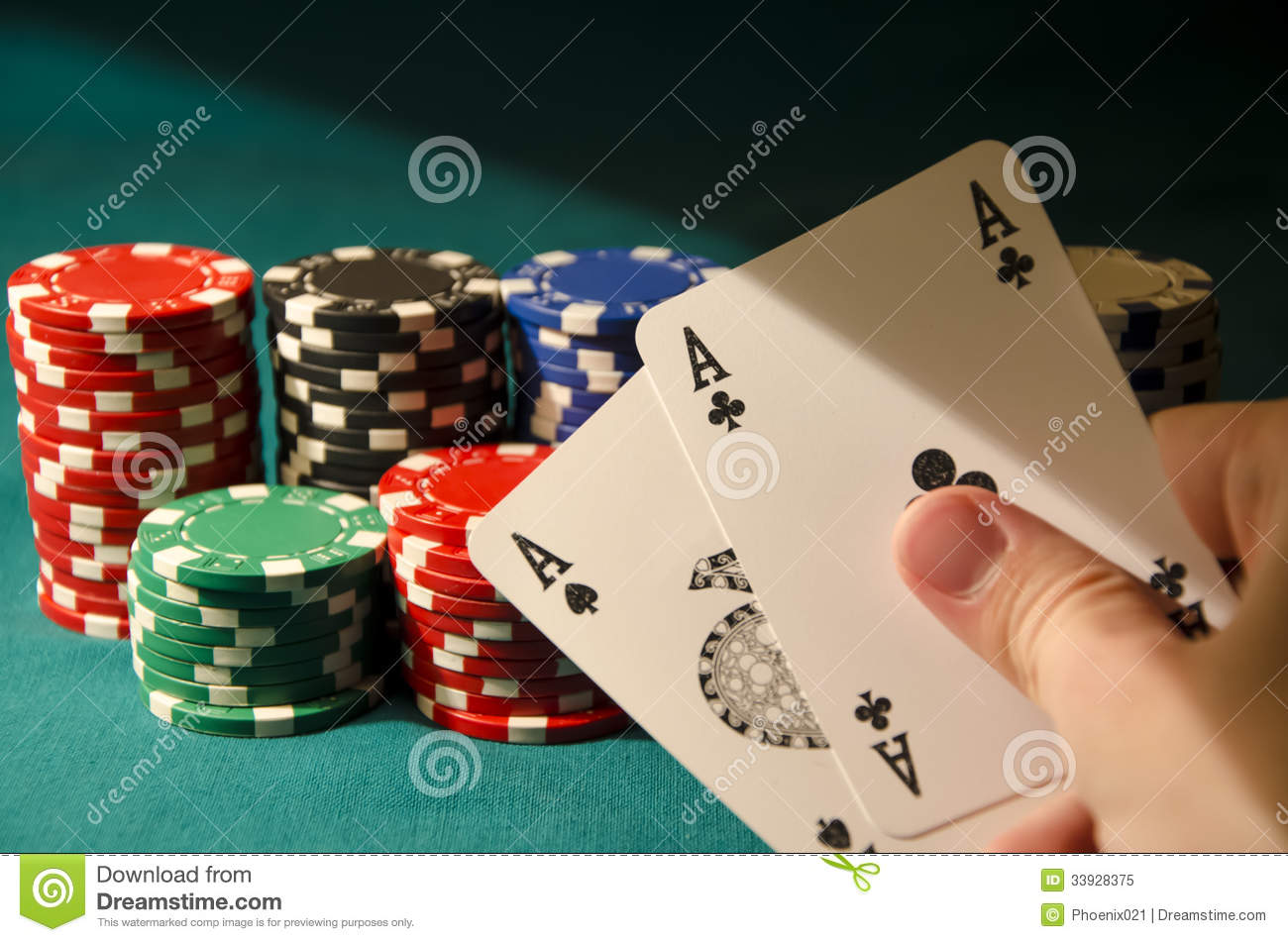 pocket ace poker solutions