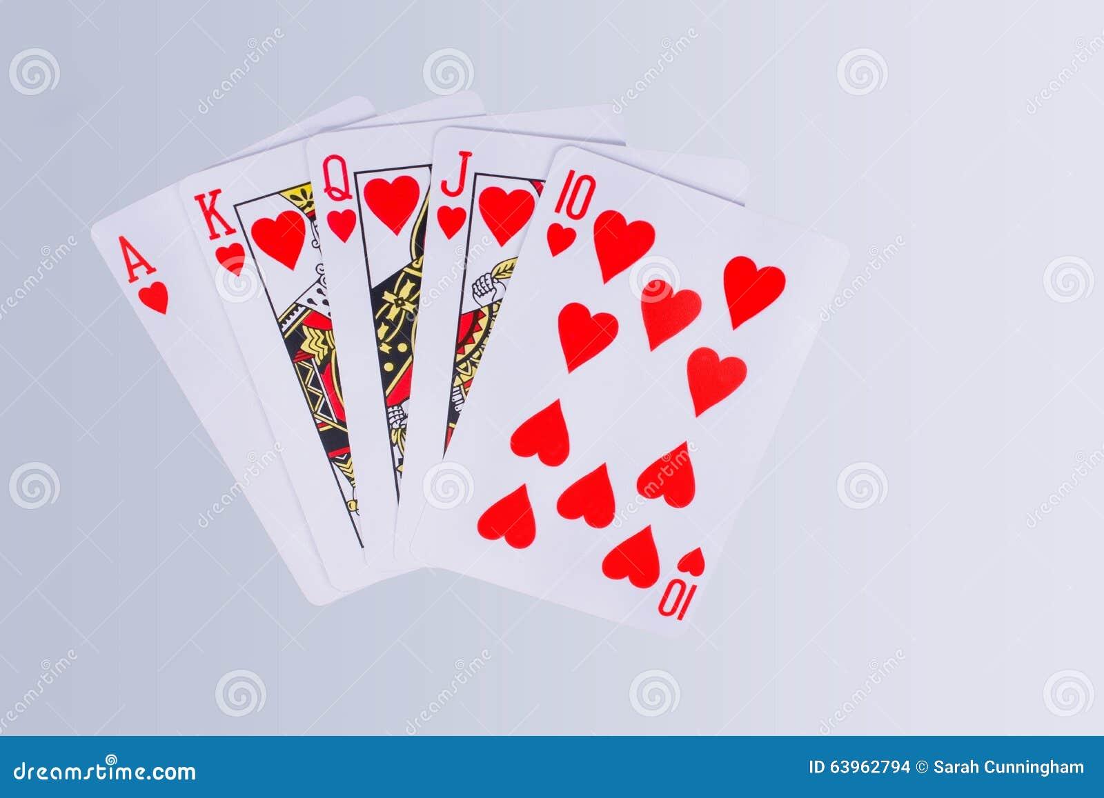 Poker j q k a 2