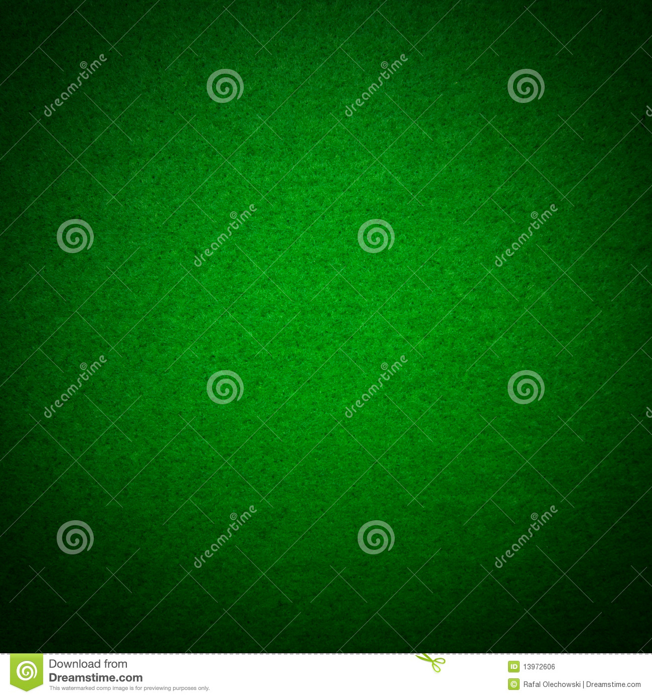 Poker table felt background