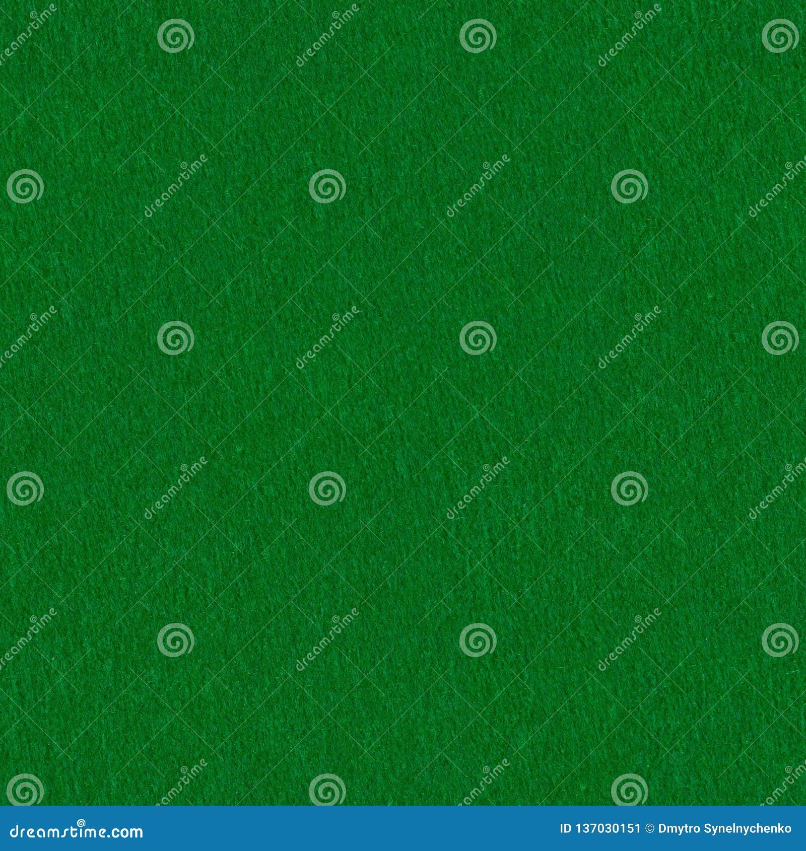 Poker Table Felt Background  Seamless Square Texture, Tile Ready