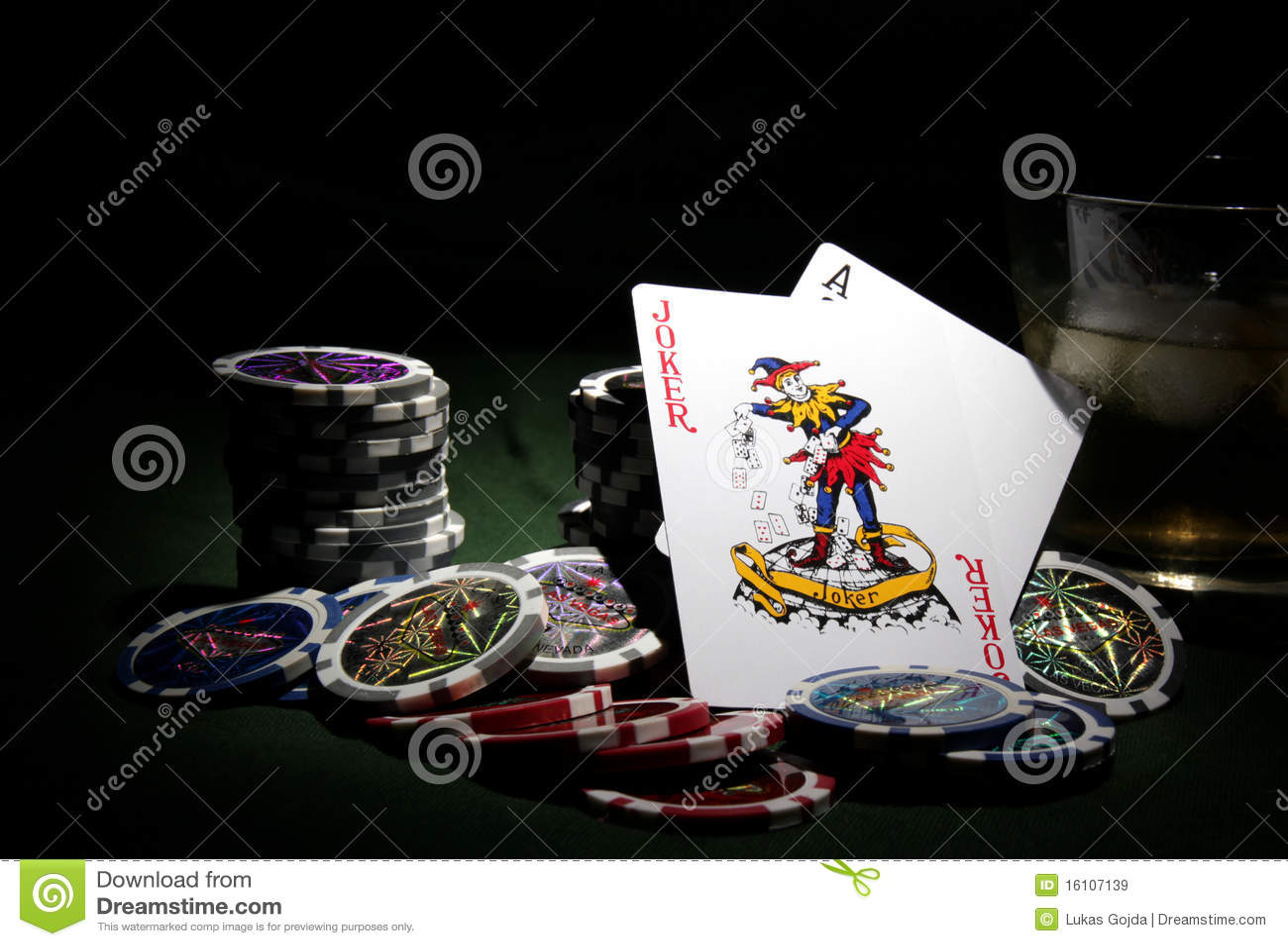 Poker theme
