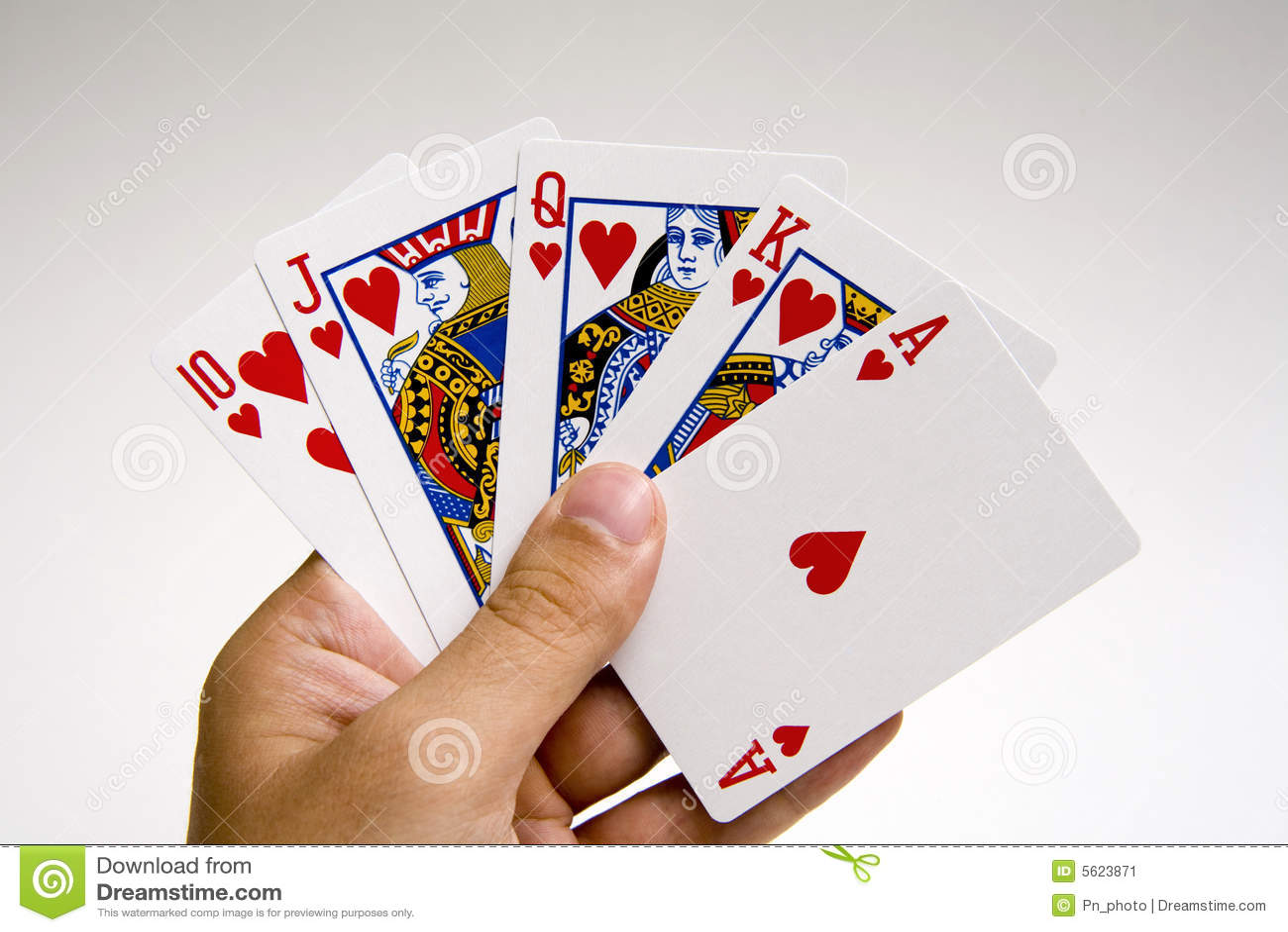 Limitless poker