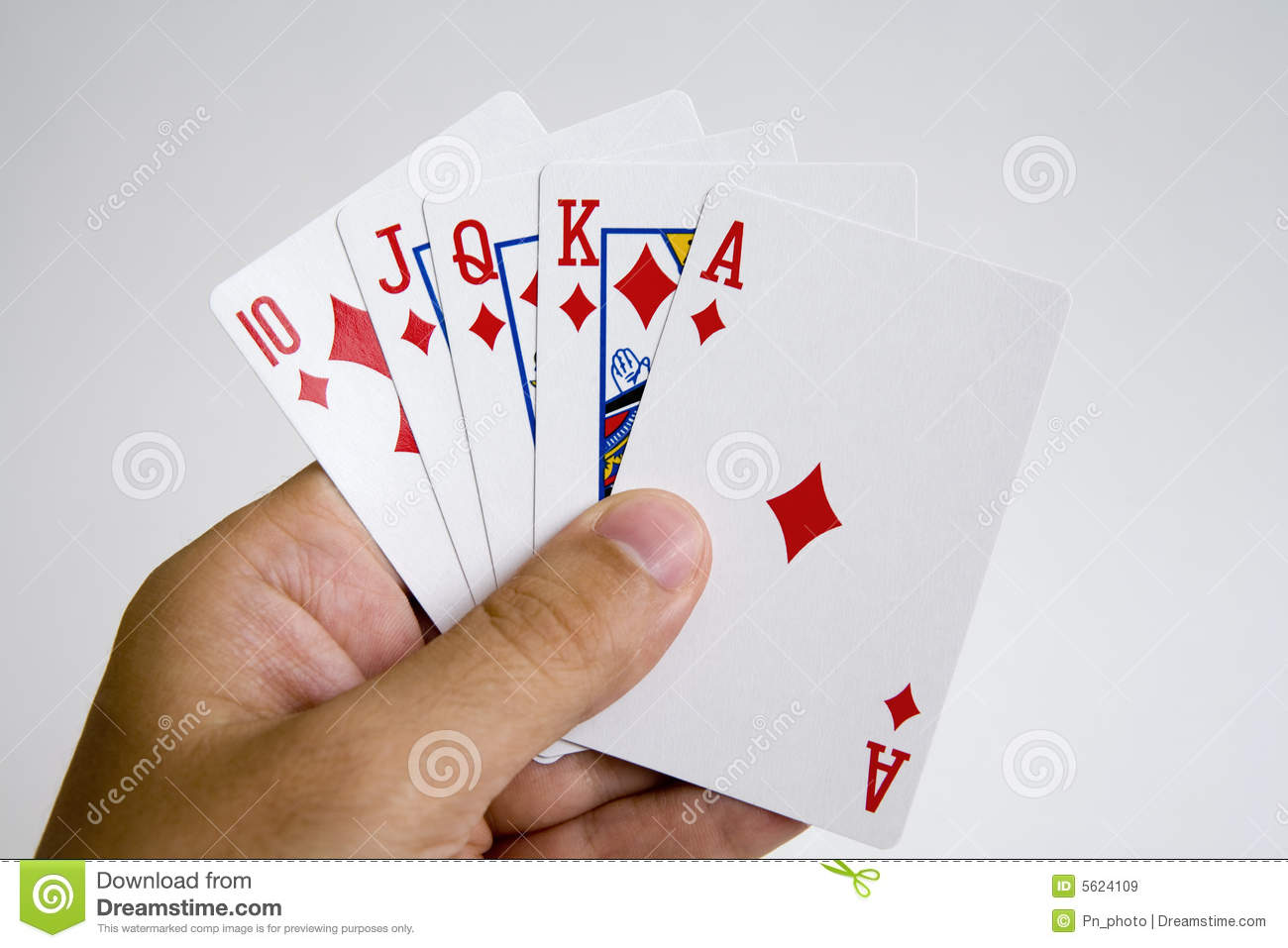 hands texas holdem