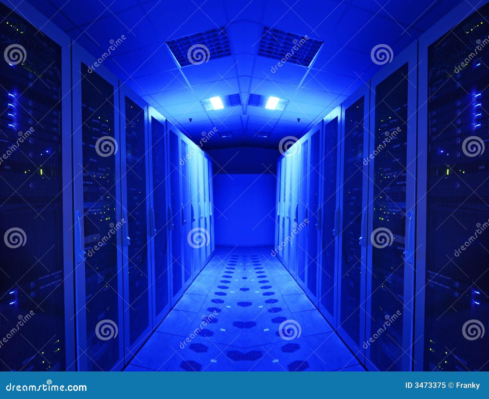 Pokoju na serwerze urządzenia