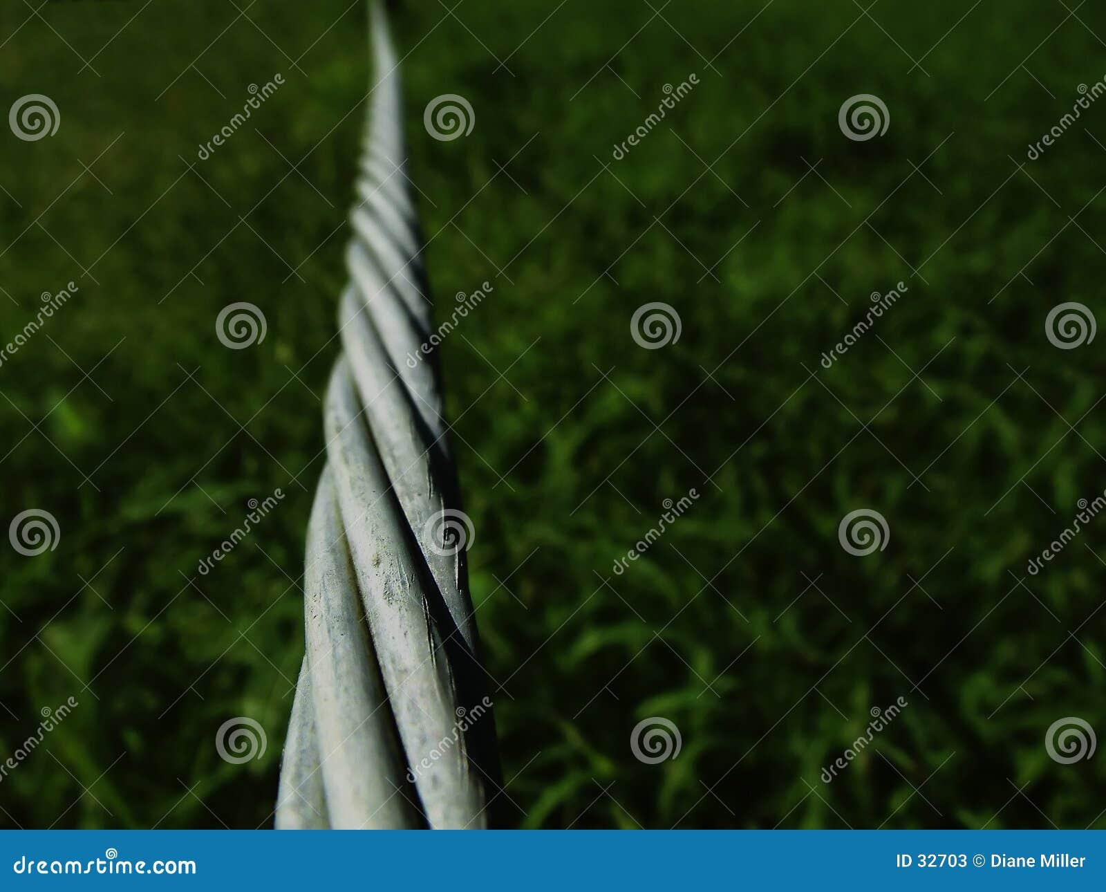 Pokręcony przewód
