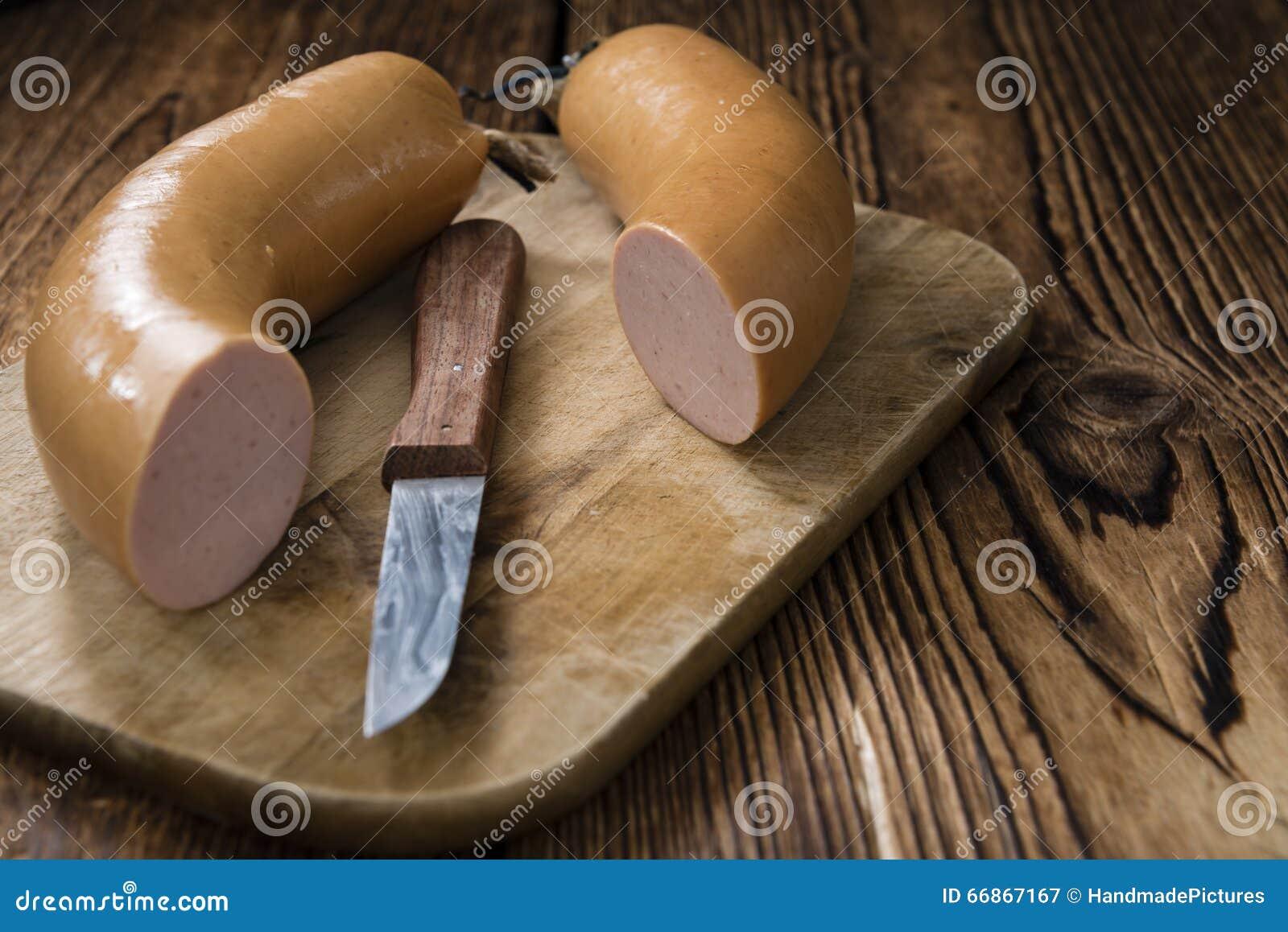 Pokrojona kiełbasa (Baloney)