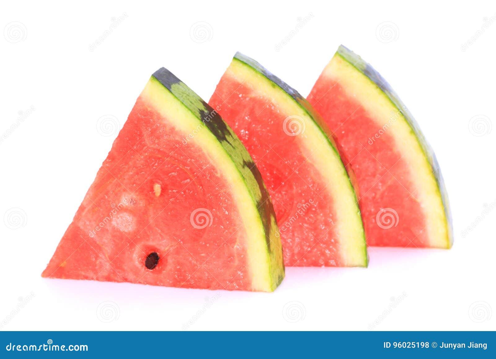 Pokrojony ââwatermelon