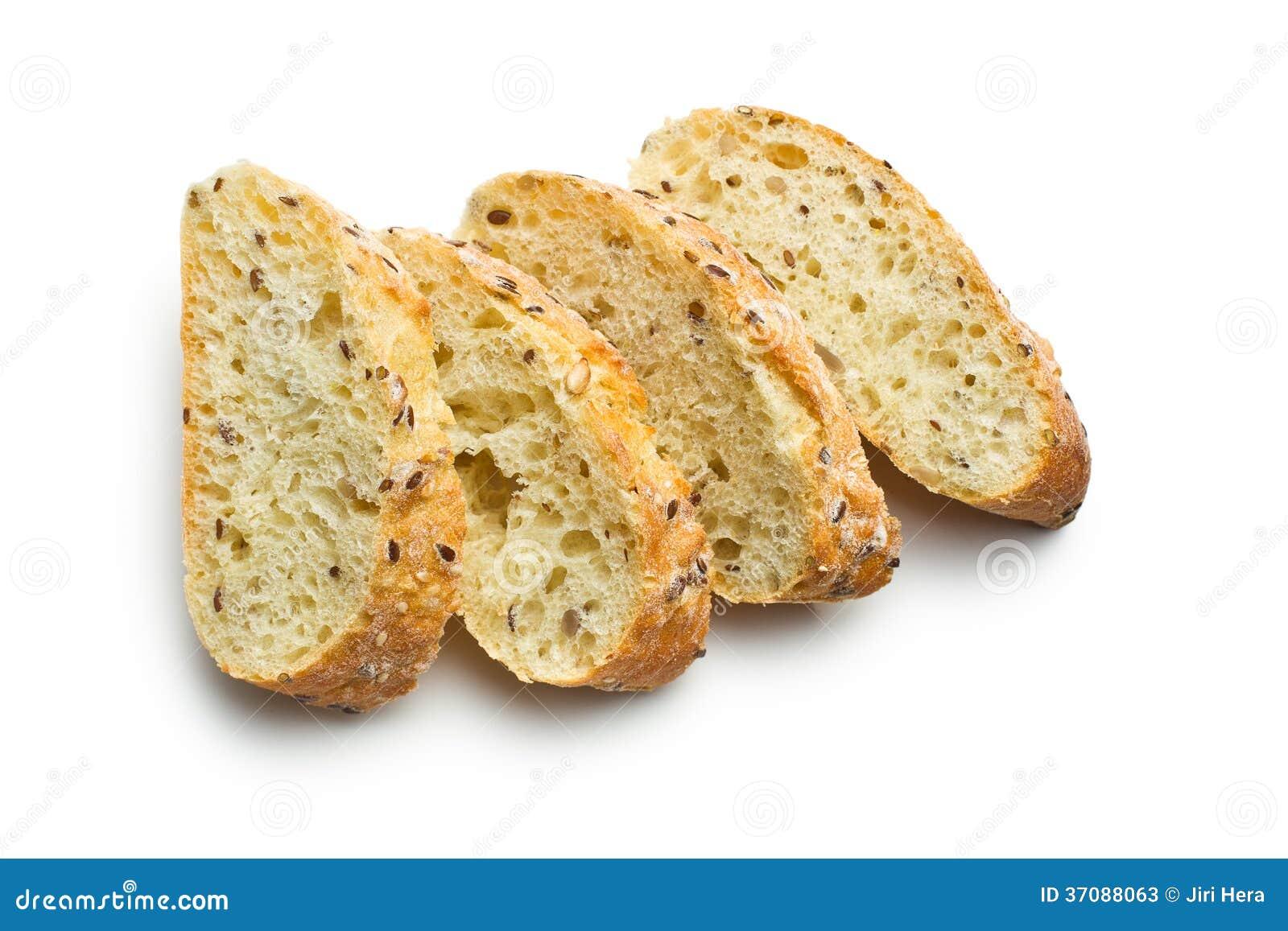 Download Pokrojony chleb obraz stock. Obraz złożonej z posiłek - 37088063