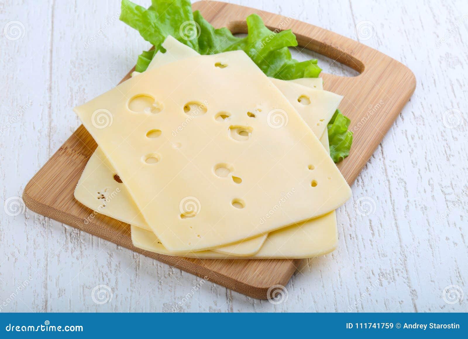 Pokrojony ser