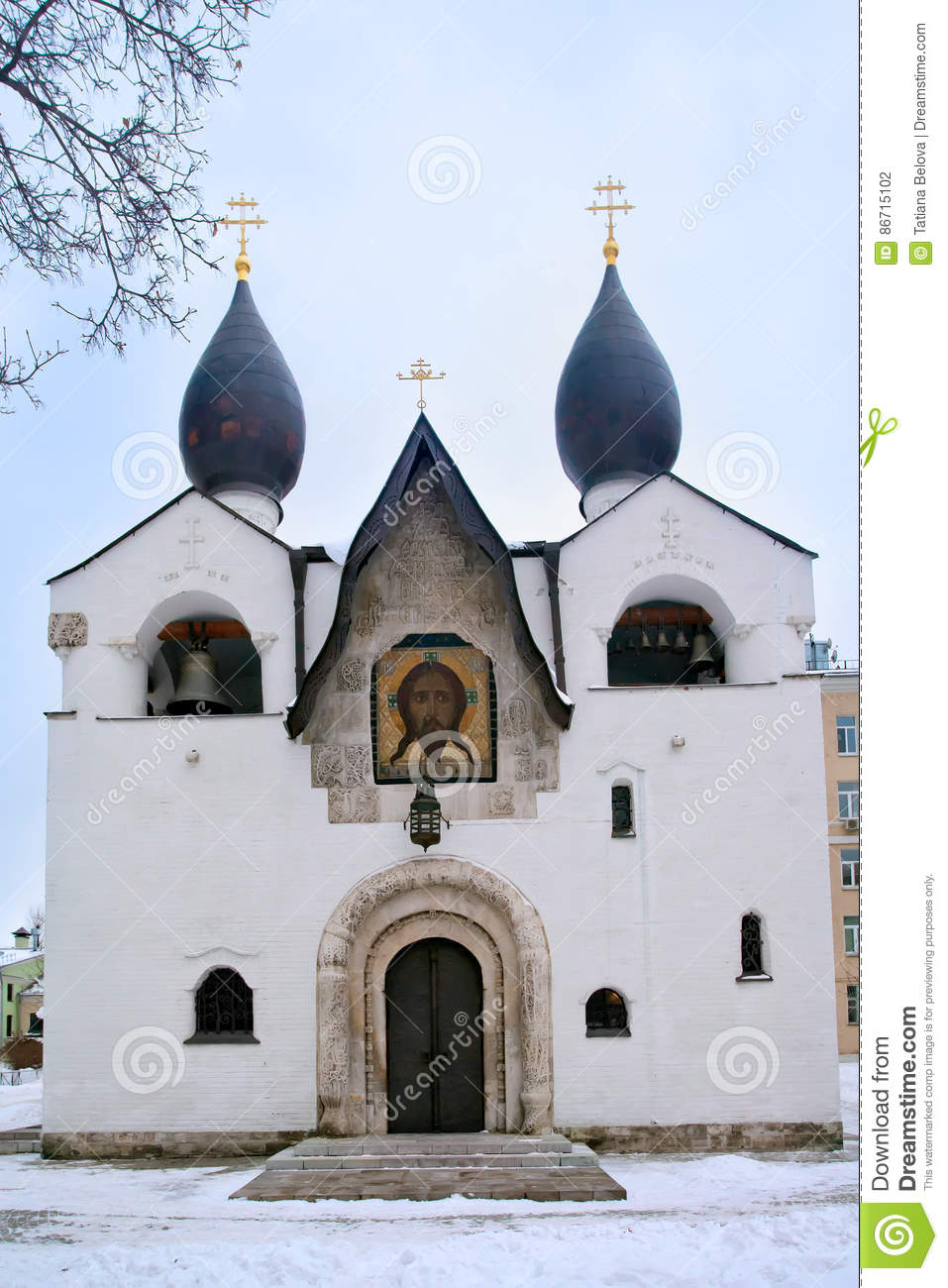 Pokrovsky Convent in Moscow 44