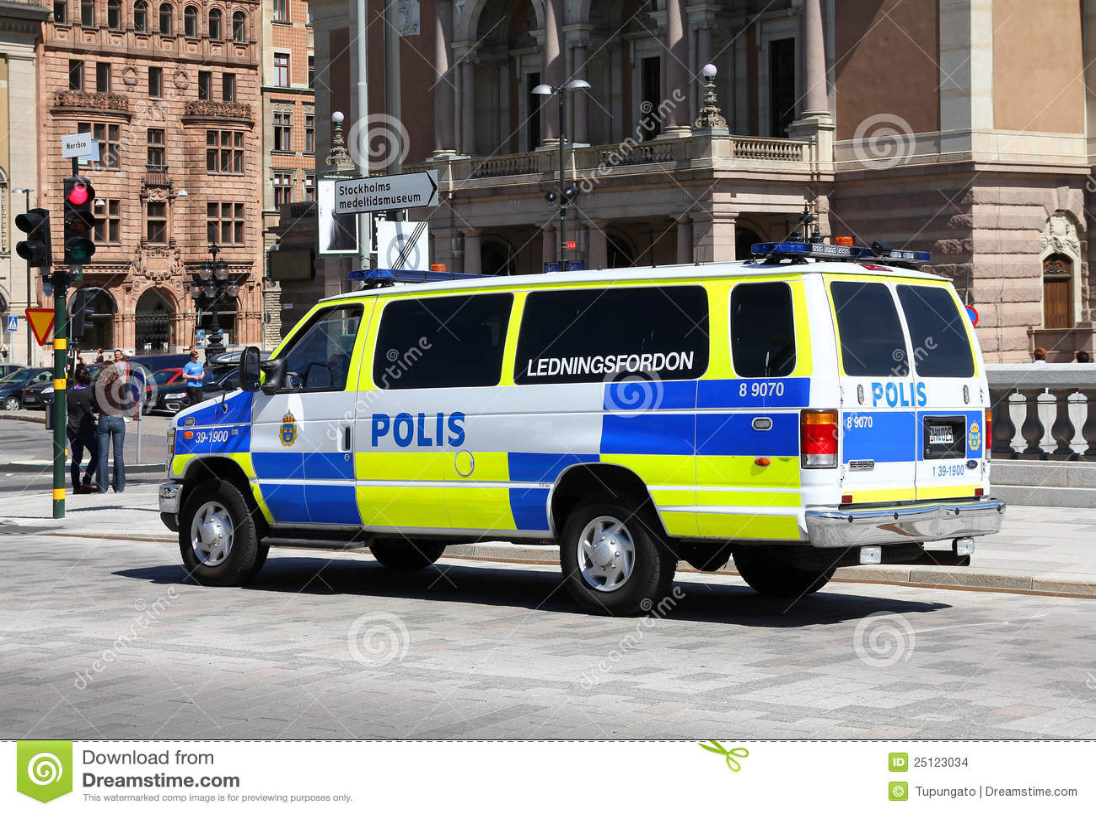 Polícia em Sweden