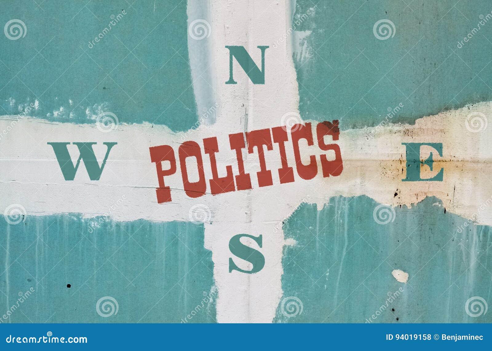 Política de la sola palabra