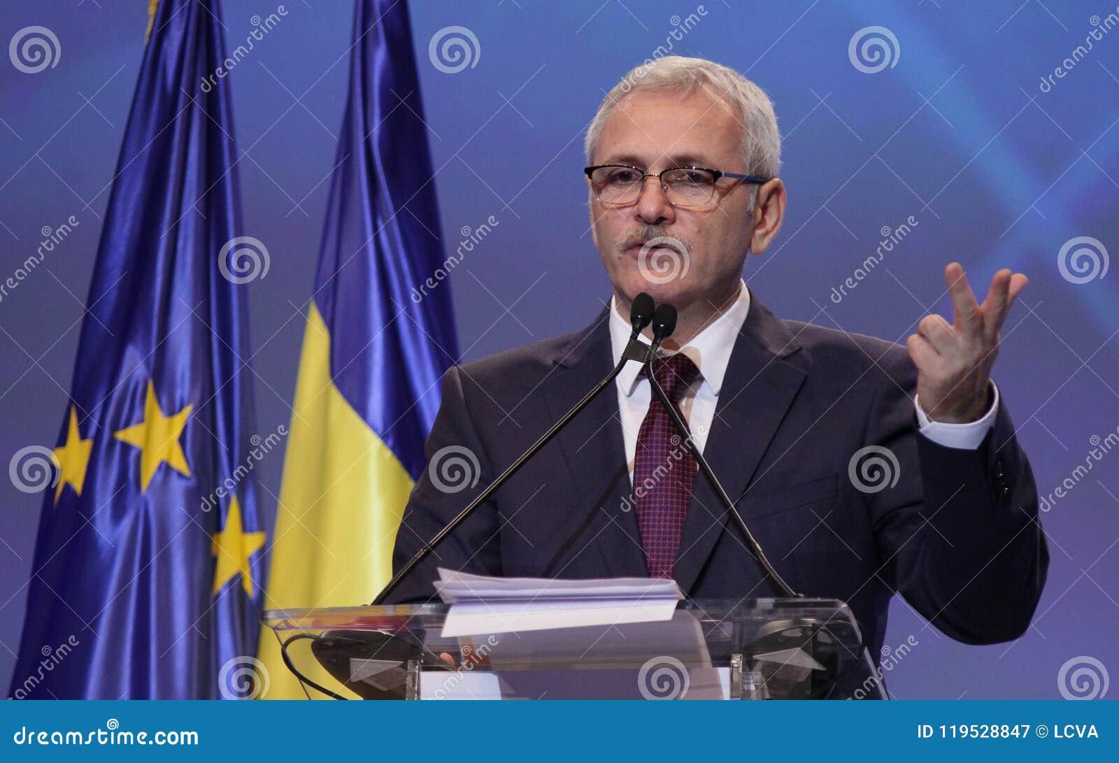 Política de Rumania - congreso de Partido Democrático Social