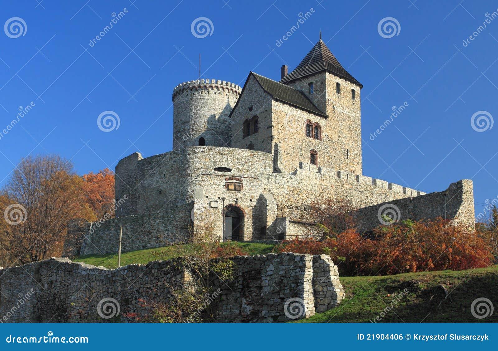 castle bedzin poland medieval - photo #35