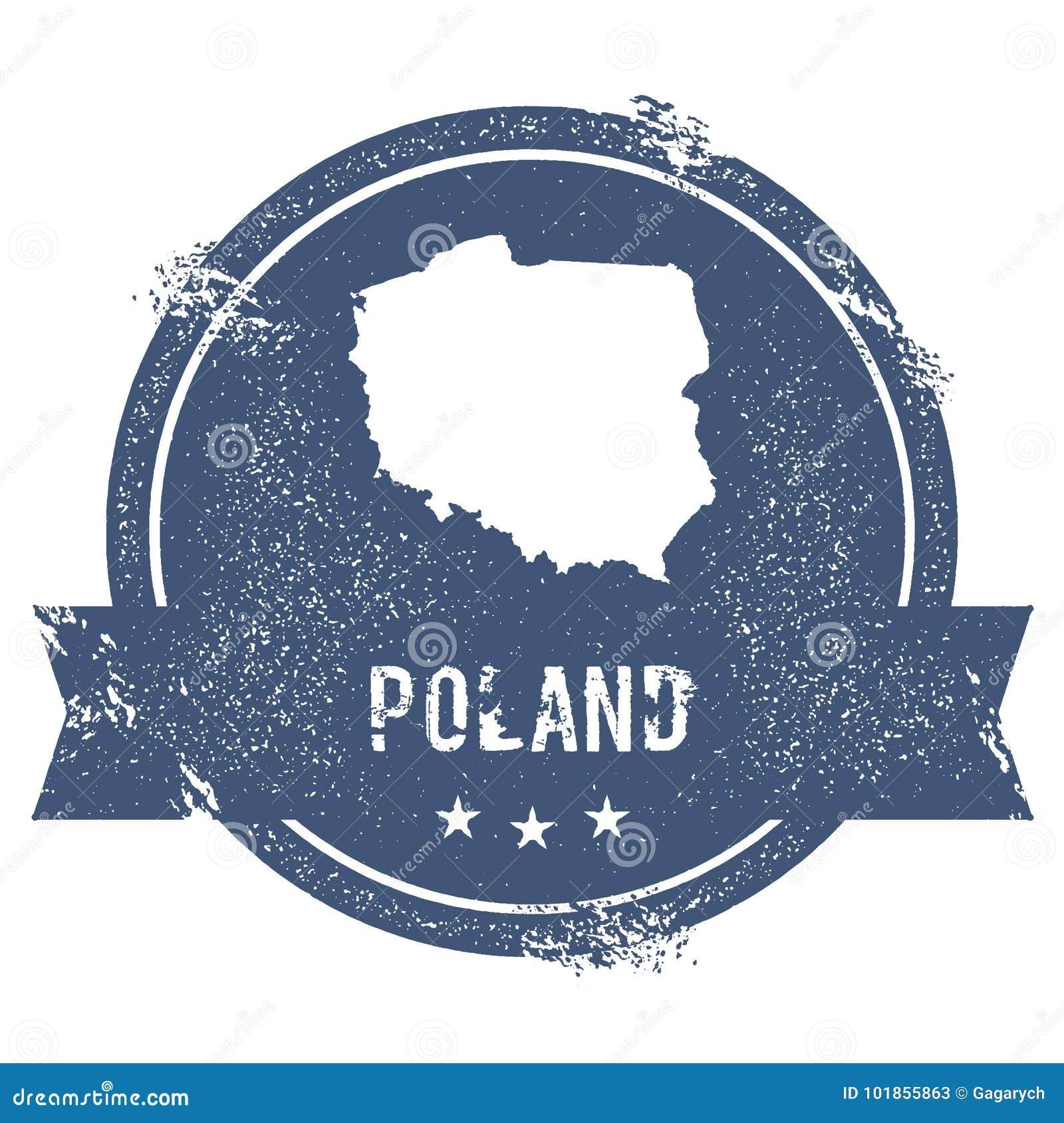 Poland mark.