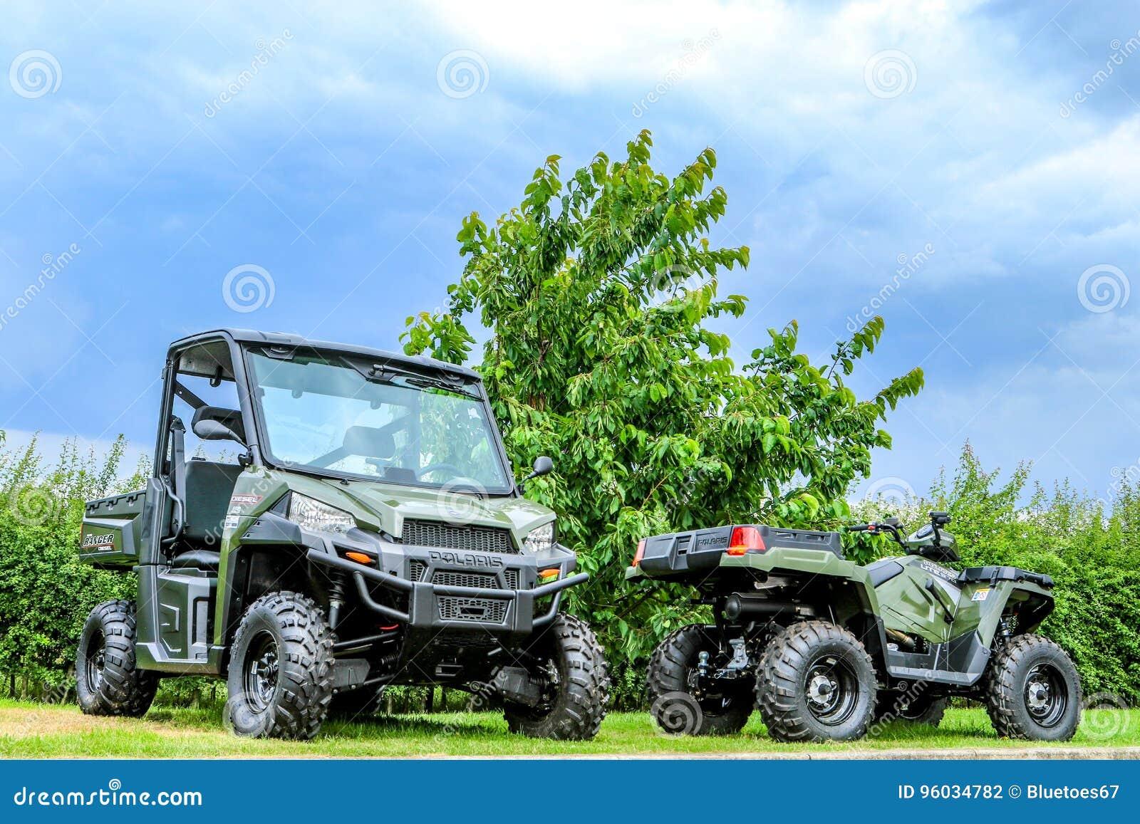 Polaris pojazd użytkowy