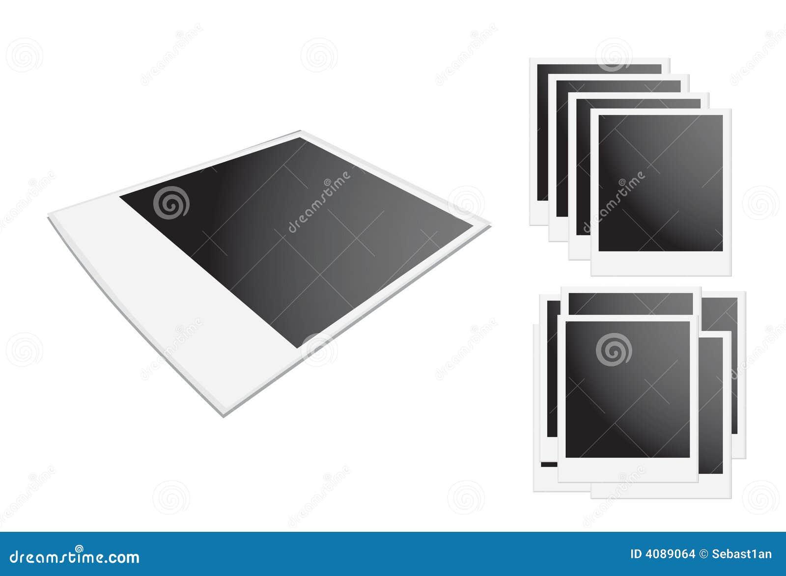 Polaroid πλαισίων