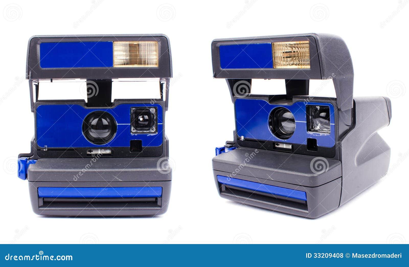 Polaroid- camera