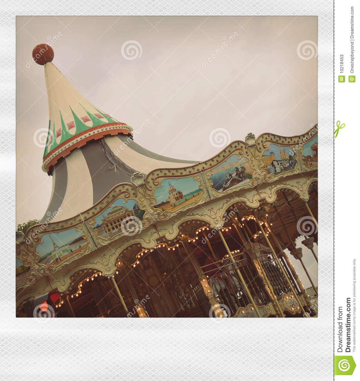 Polaroid- carrousel
