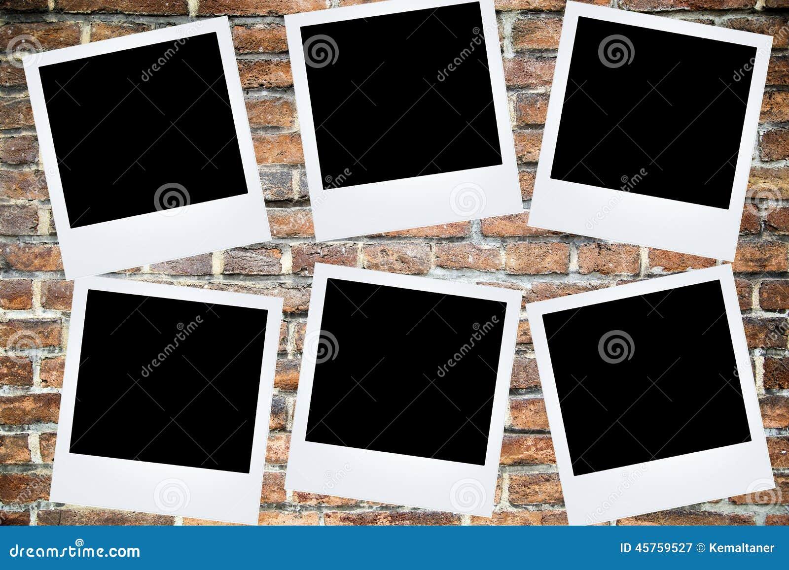 Polaroid fotografii rama