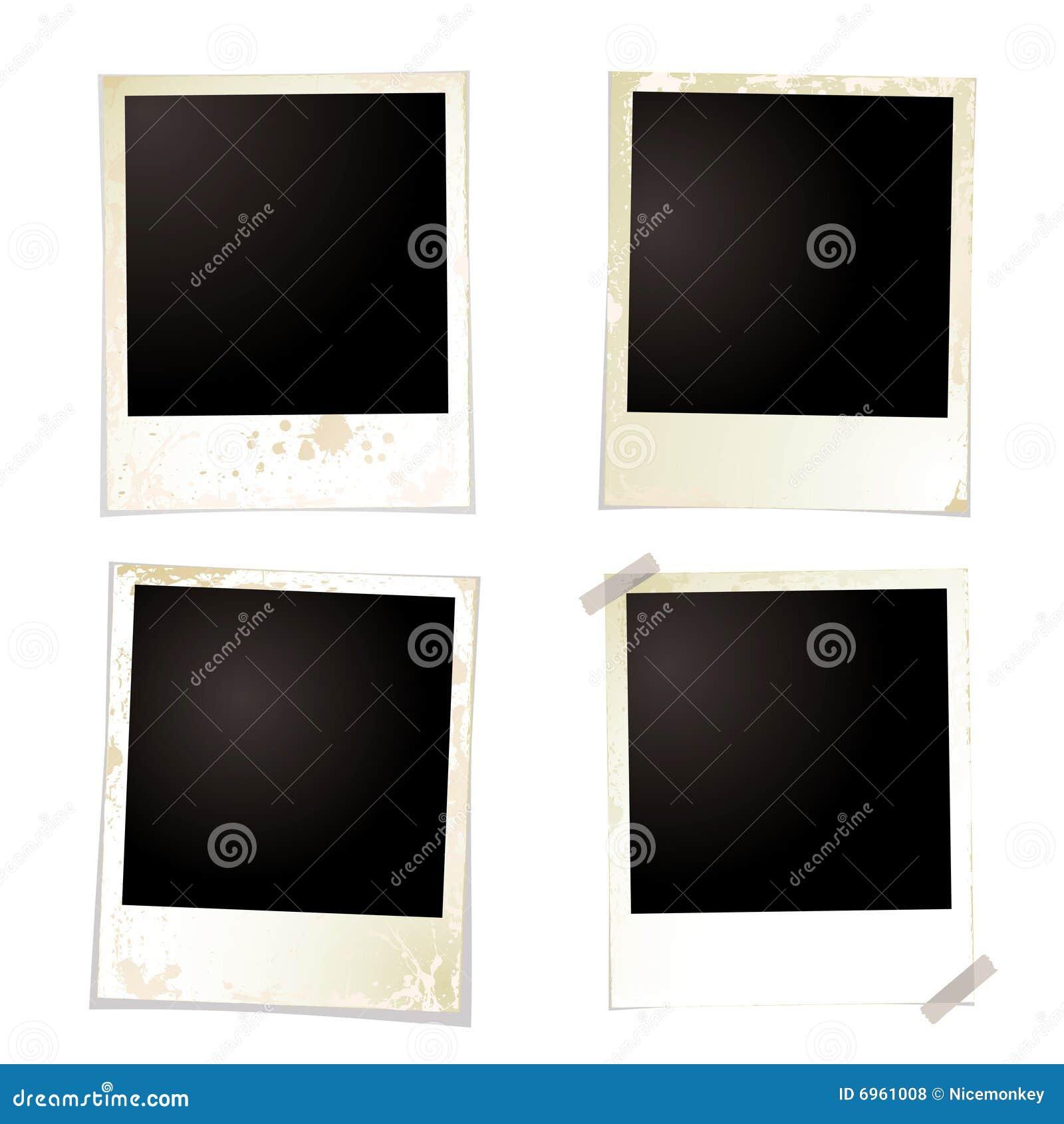 Polaroid- grunge vier band